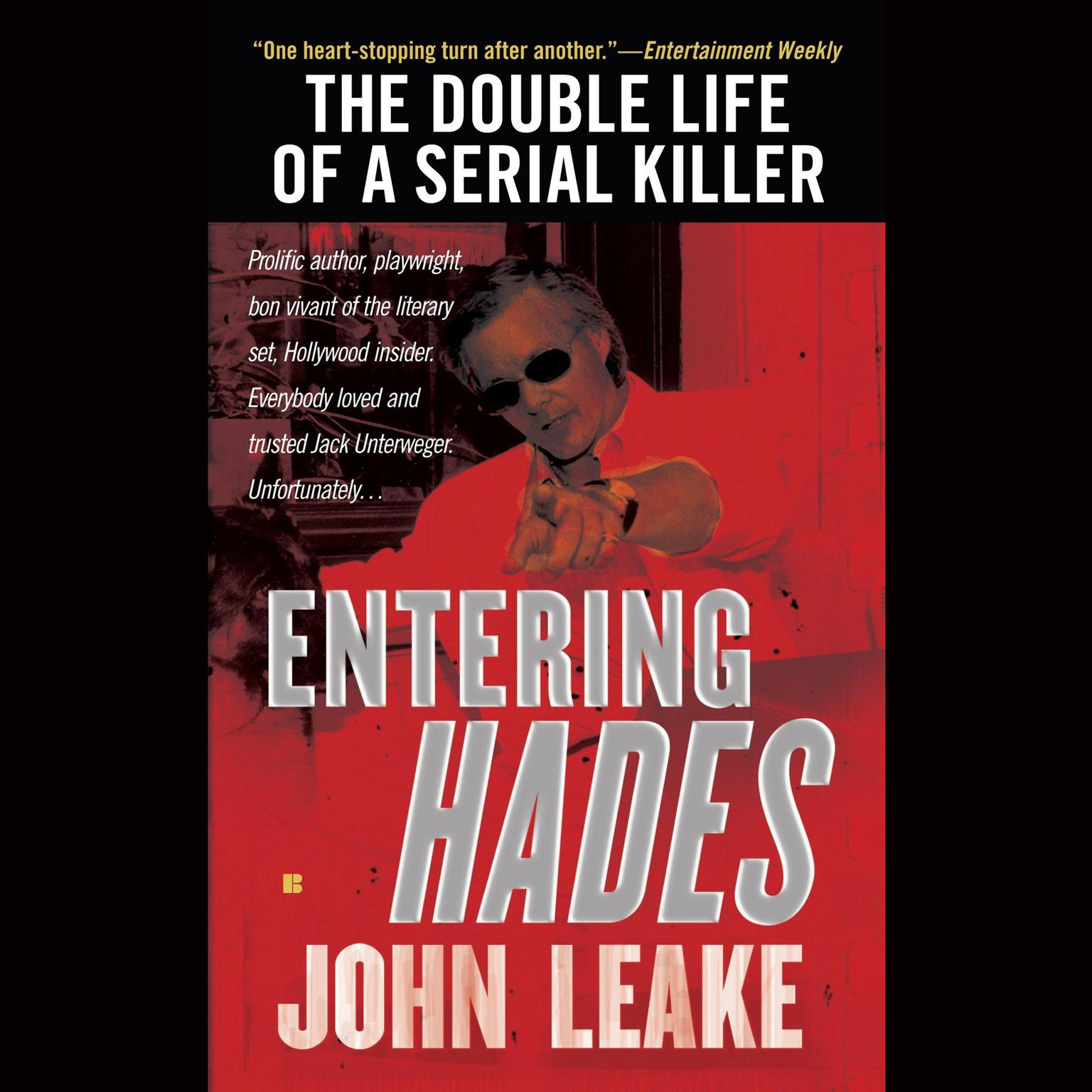 Printable Entering Hades: The Double Life of a Serial Killer Audiobook Cover Art