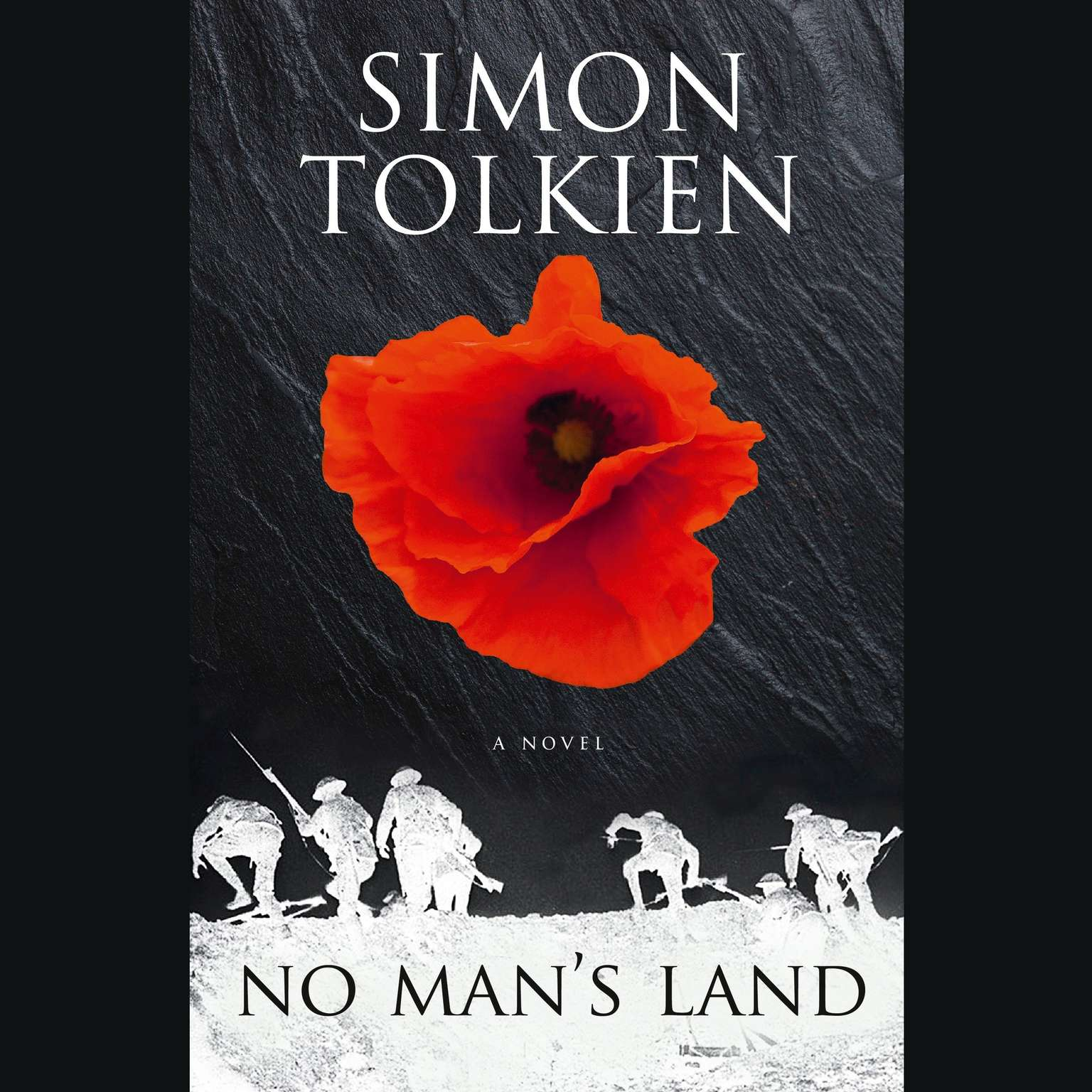 Printable No Man's Land: A Novel Audiobook Cover Art