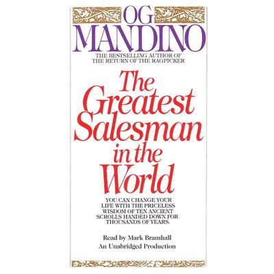 The Greatest Salesman in the World Audiobook, by