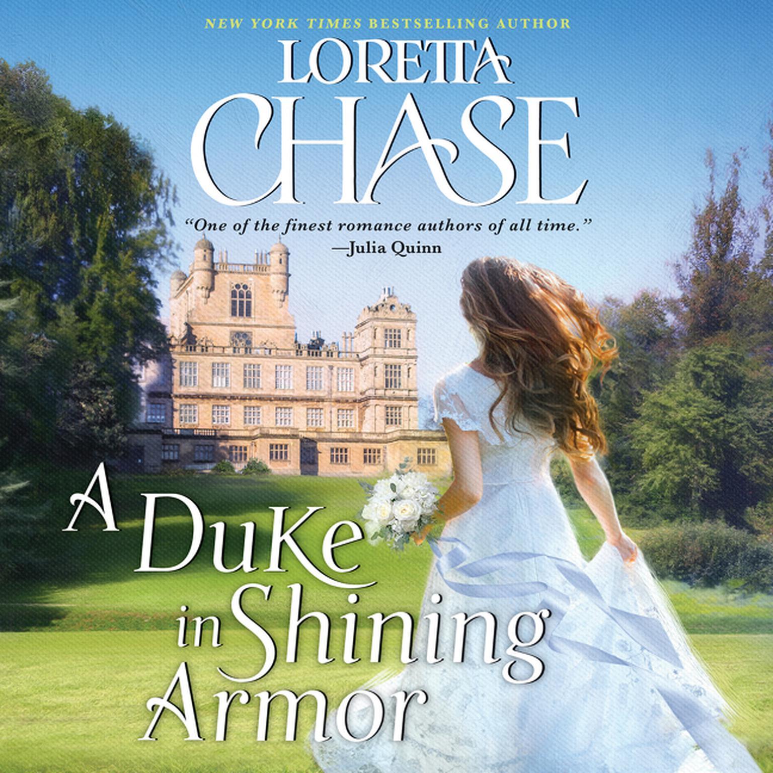 Printable A Duke in Shining Armor: Difficult Dukes Audiobook Cover Art