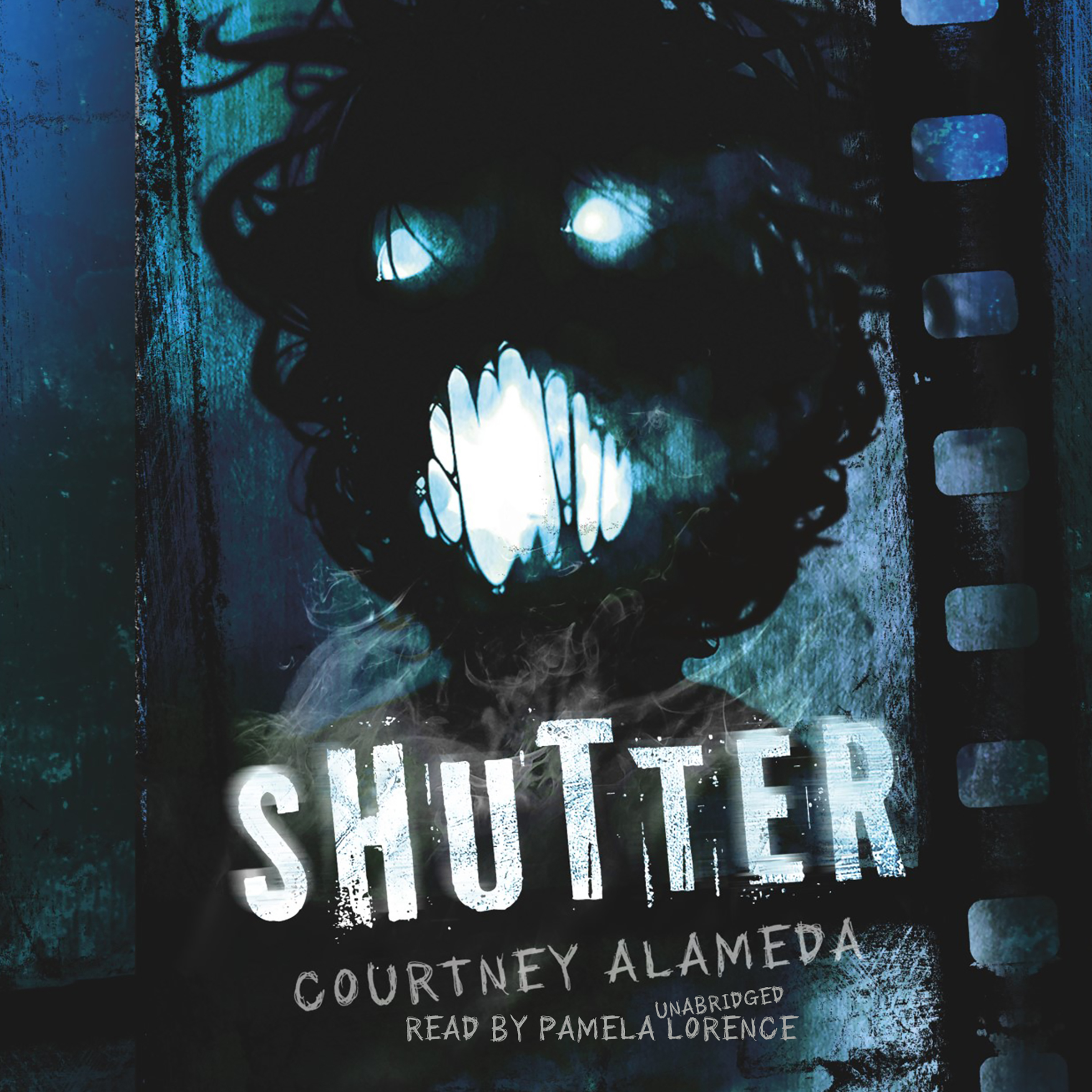 Printable Shutter Audiobook Cover Art