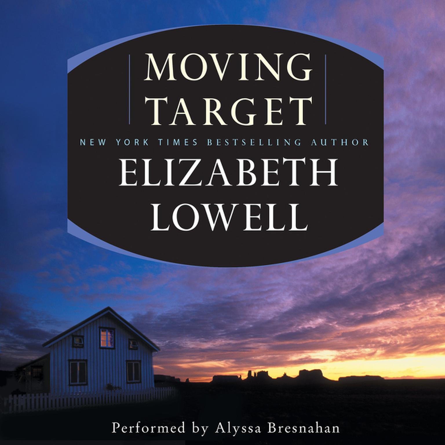 Moving Target Audiobook, by Elizabeth Lowell