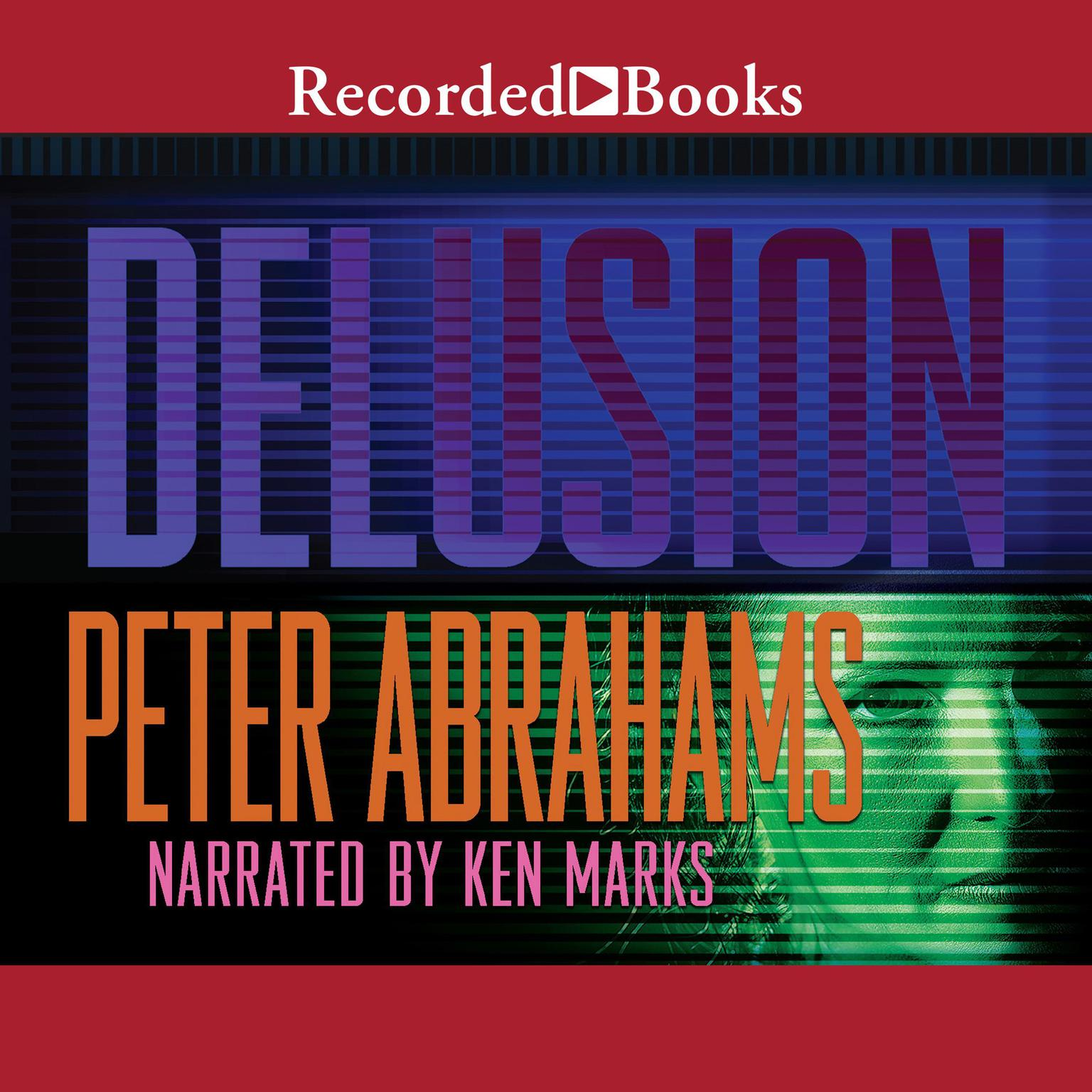 Printable Delusion Audiobook Cover Art