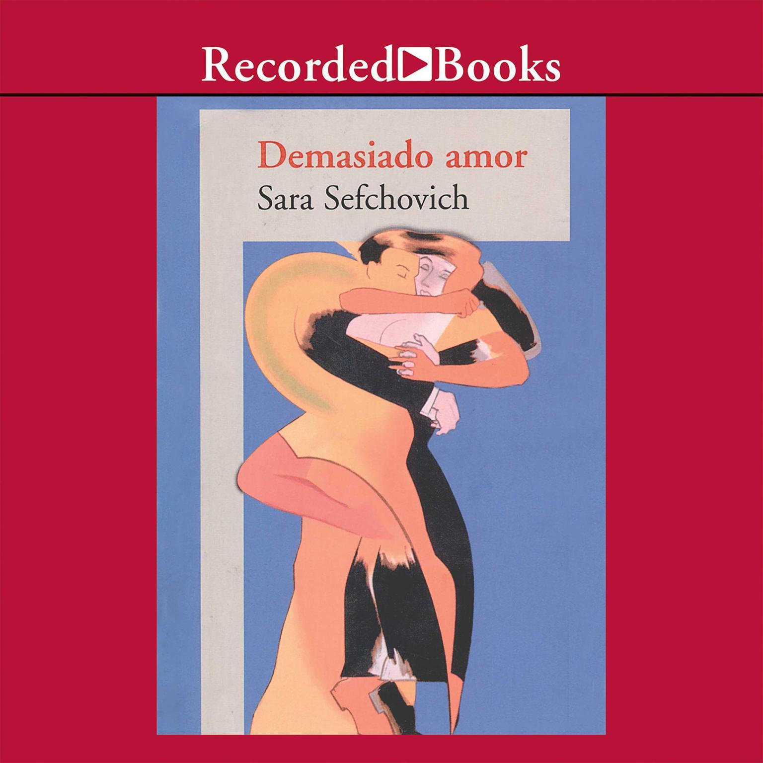 Printable Demasiado Amor Audiobook Cover Art