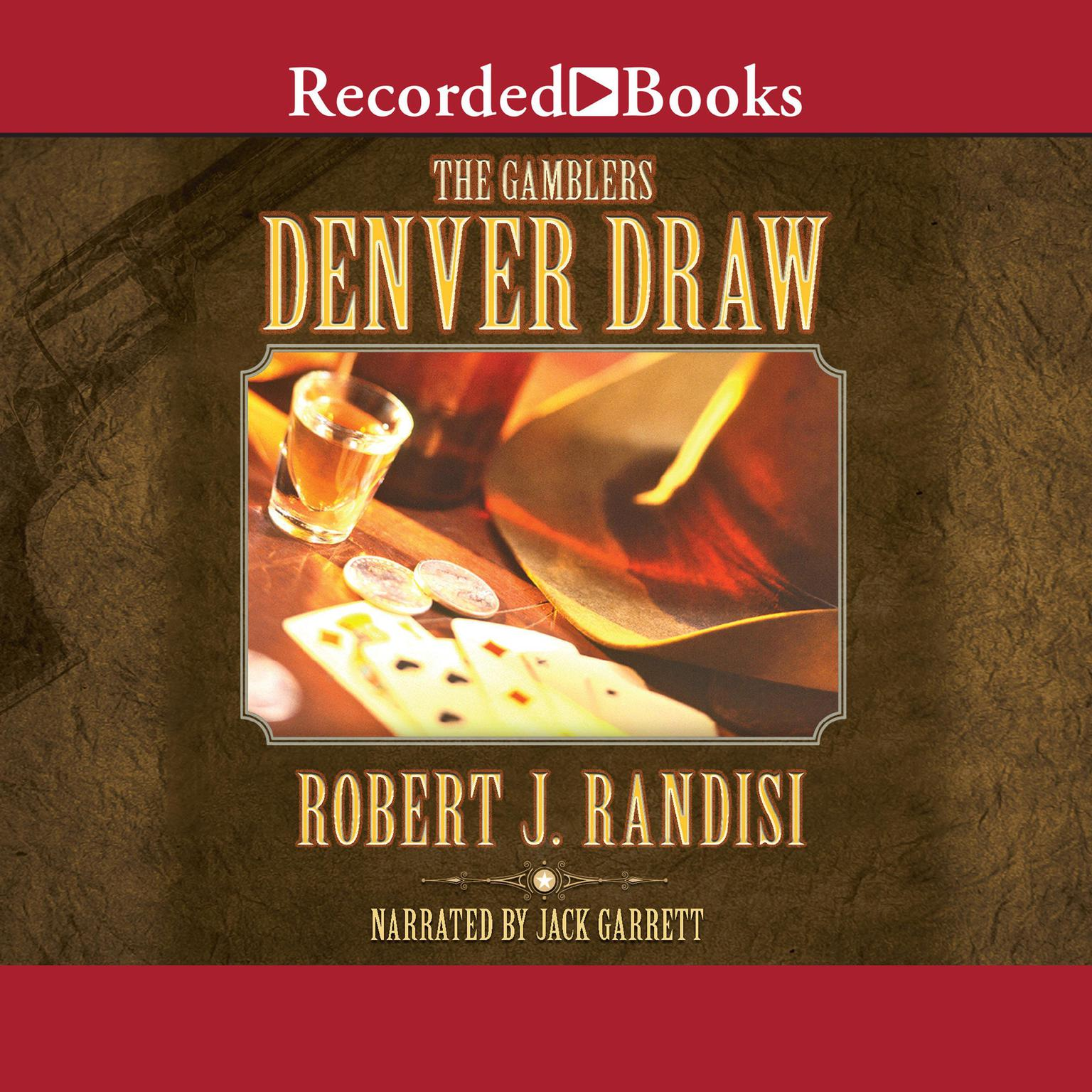 Printable Denver Draw Audiobook Cover Art
