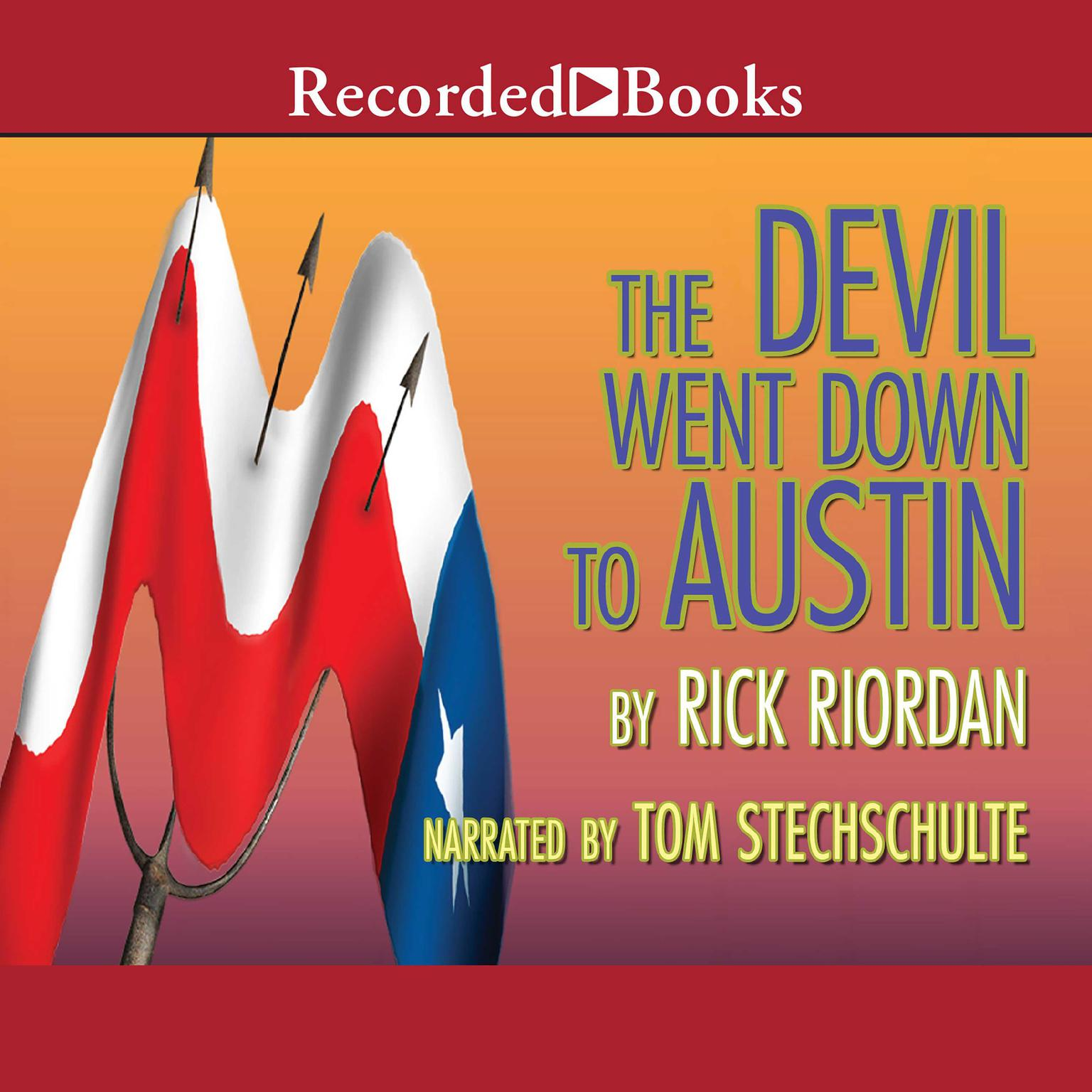 Printable The Devil Went Down to Austin Audiobook Cover Art