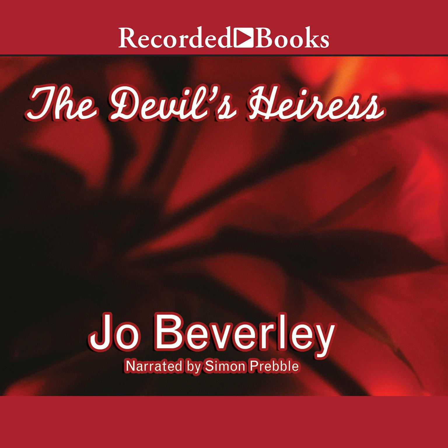Printable The Devil's Heiress Audiobook Cover Art