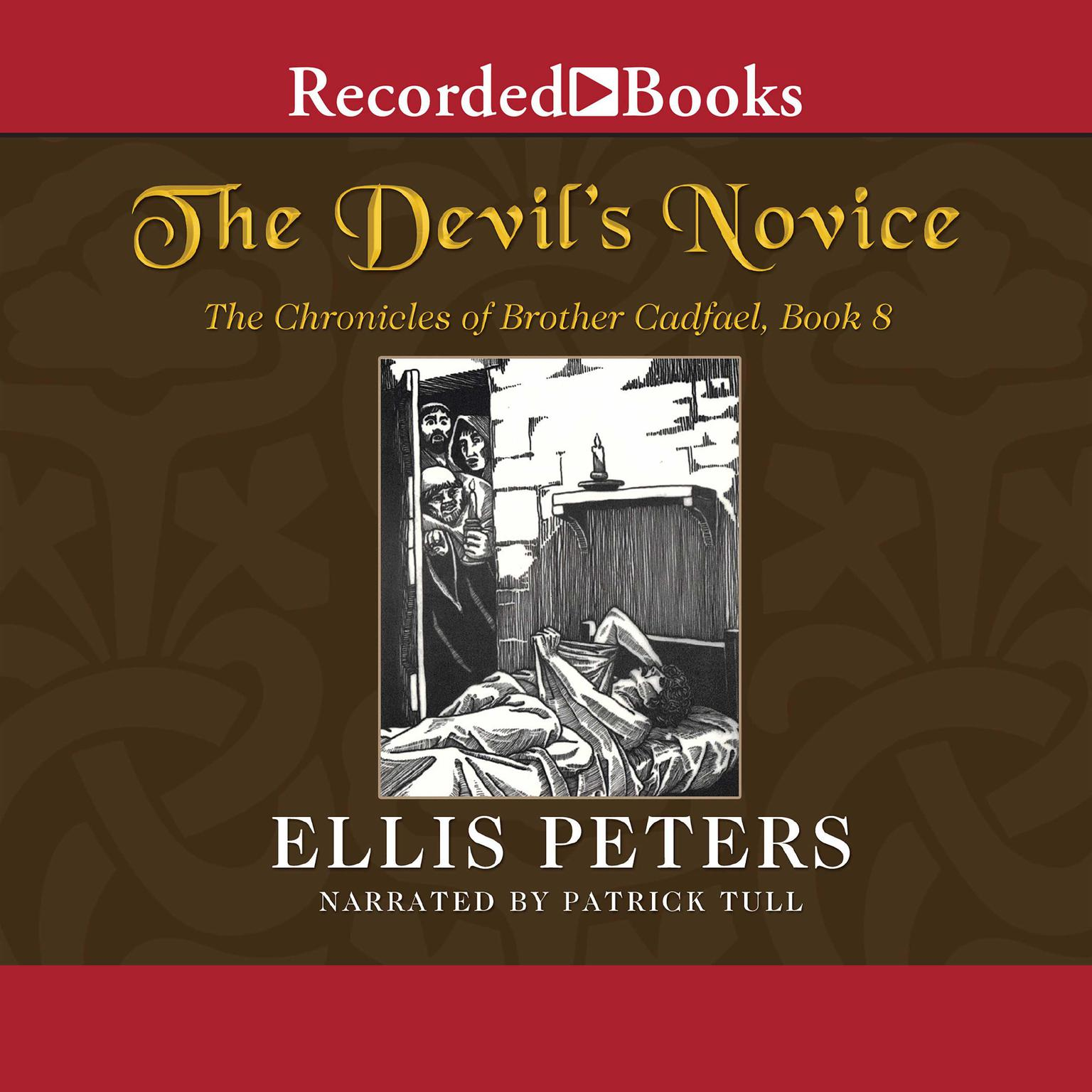 Printable The Devil's Novice Audiobook Cover Art