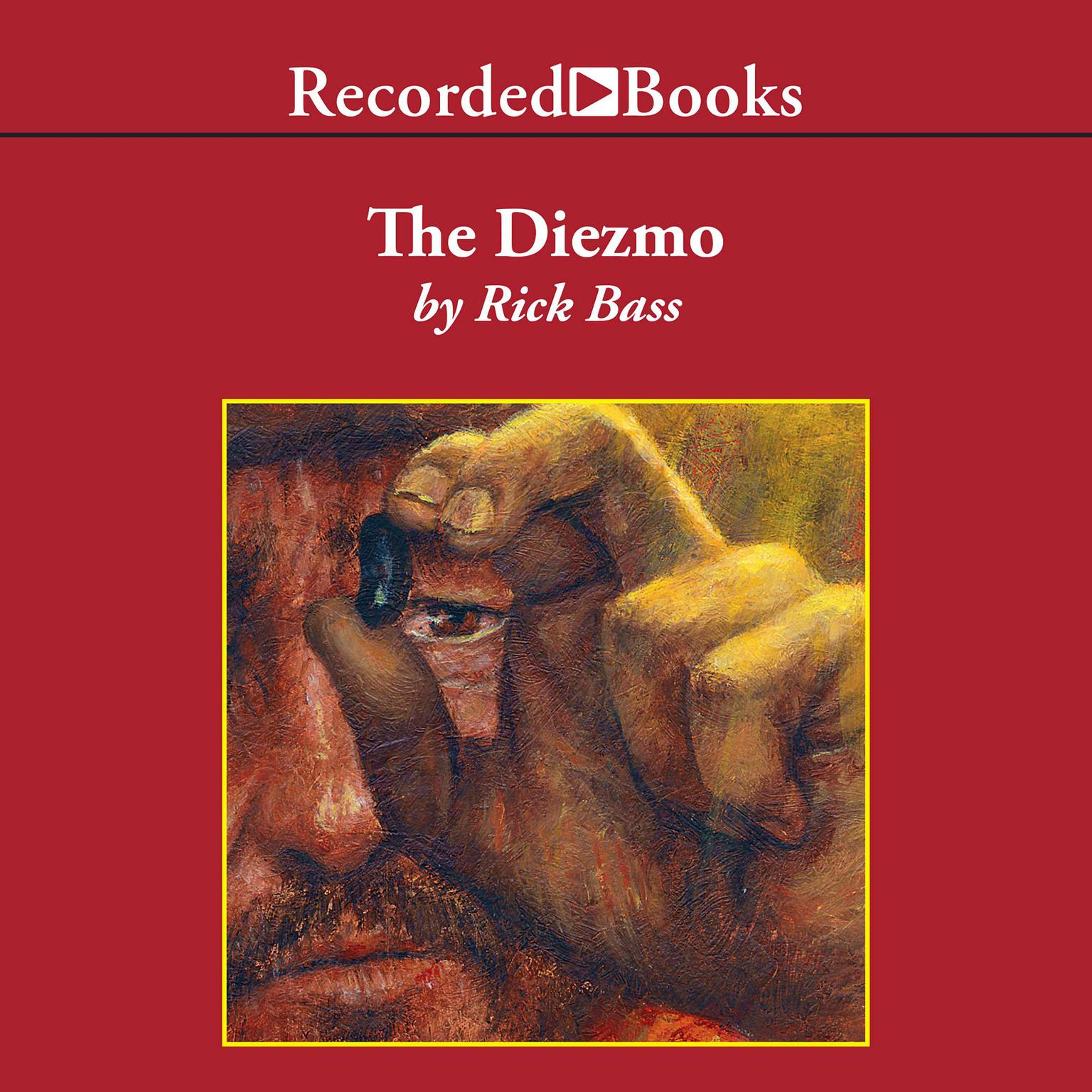 Printable The Diezmo: A Novel Audiobook Cover Art