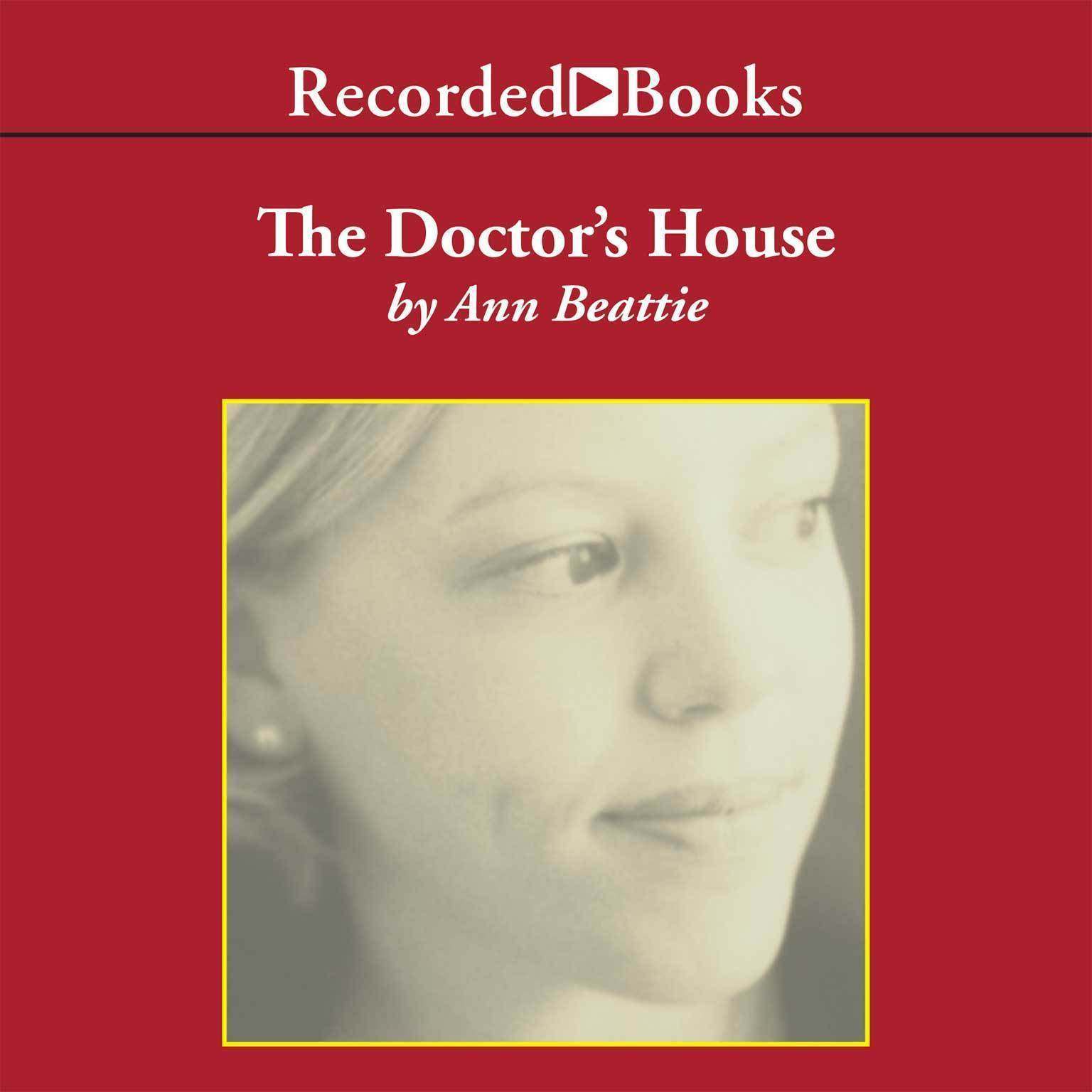 Printable The Doctor's House Audiobook Cover Art