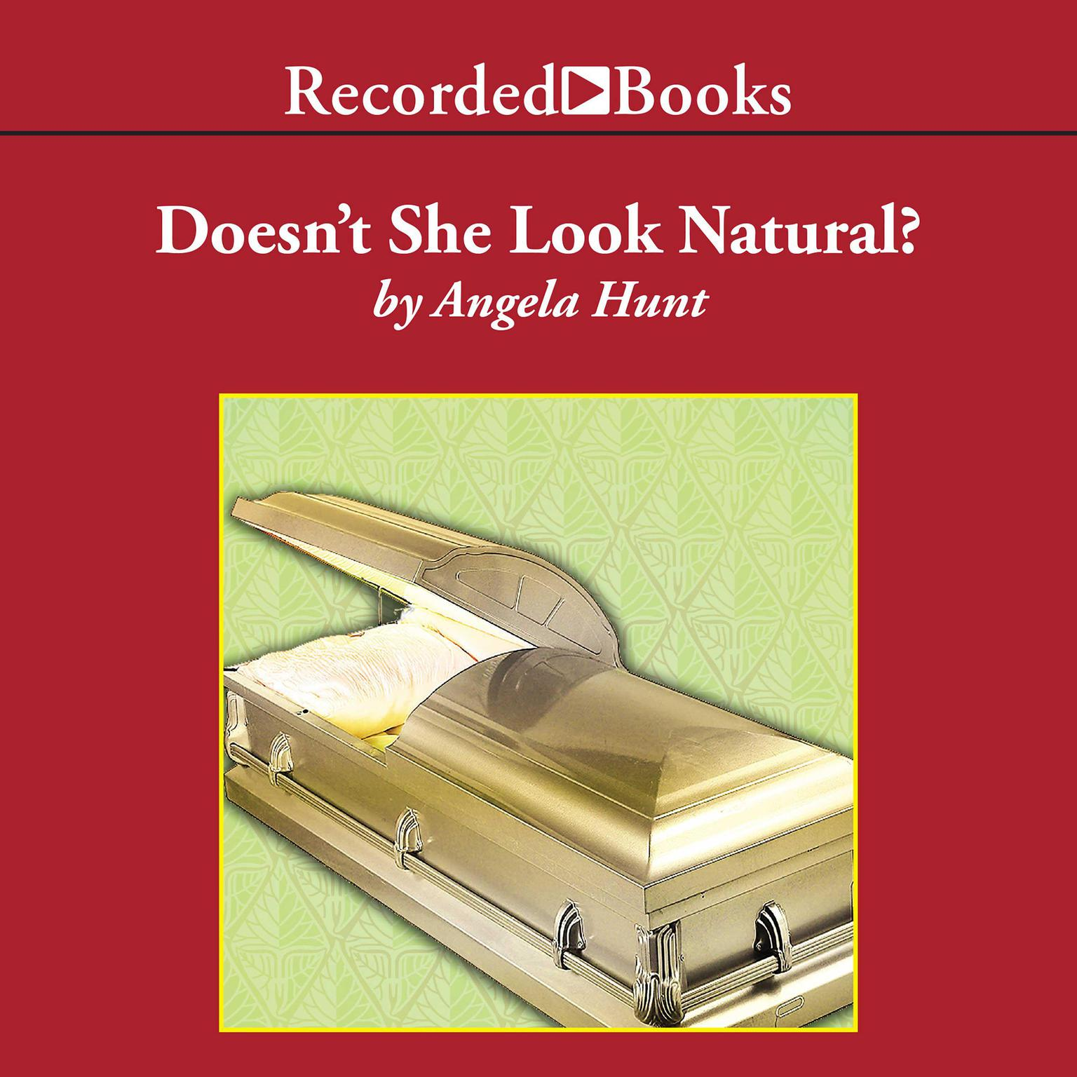 Printable Doesn't She Look Natural Audiobook Cover Art