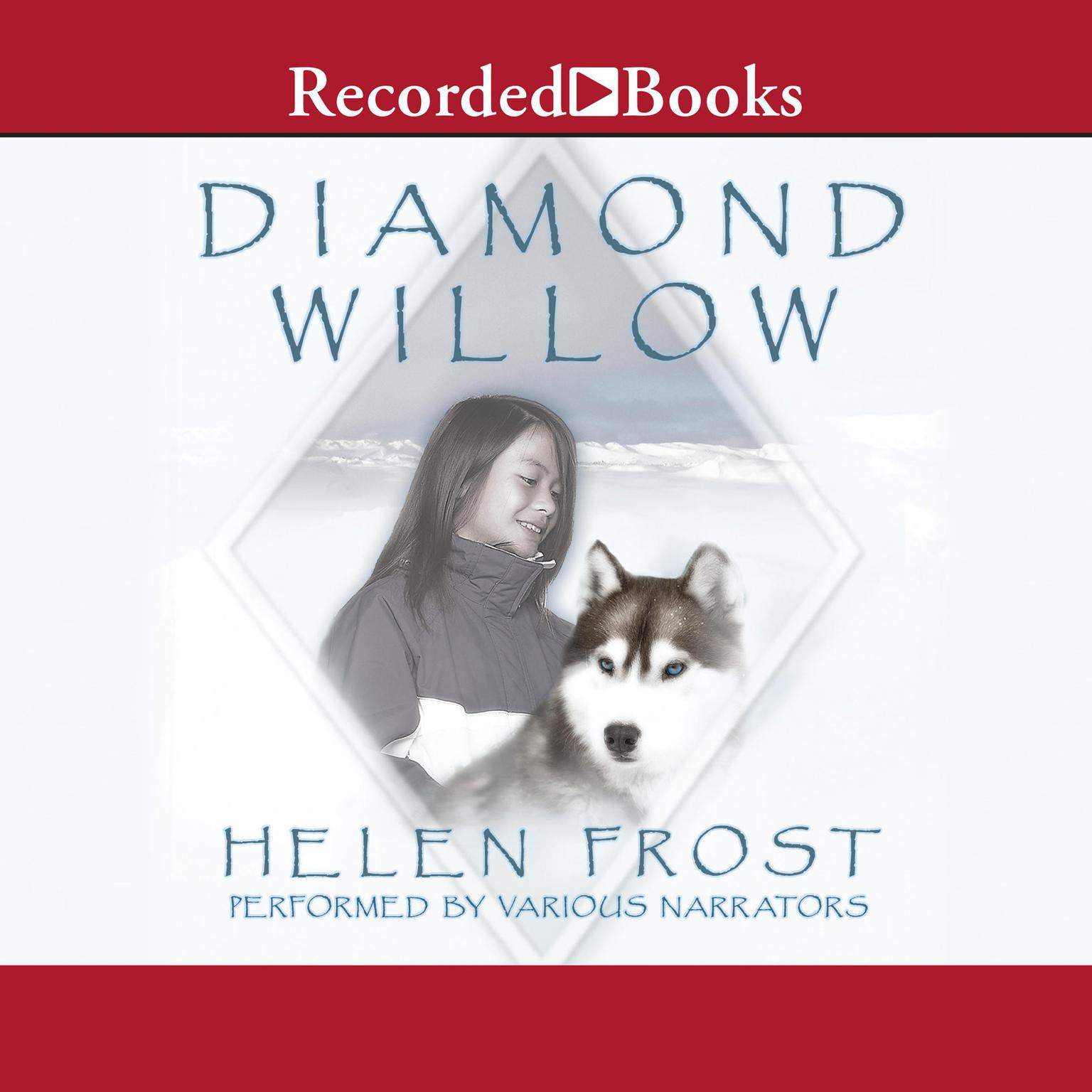 Printable Diamond Willow Audiobook Cover Art