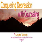 Conquering Depression with Counseling Audiobook, by Linda Braid