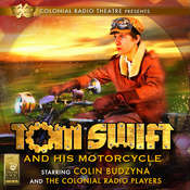 Tom Swift and His Motorcycle Audiobook, by Victor Appleton, Jerry Robbins
