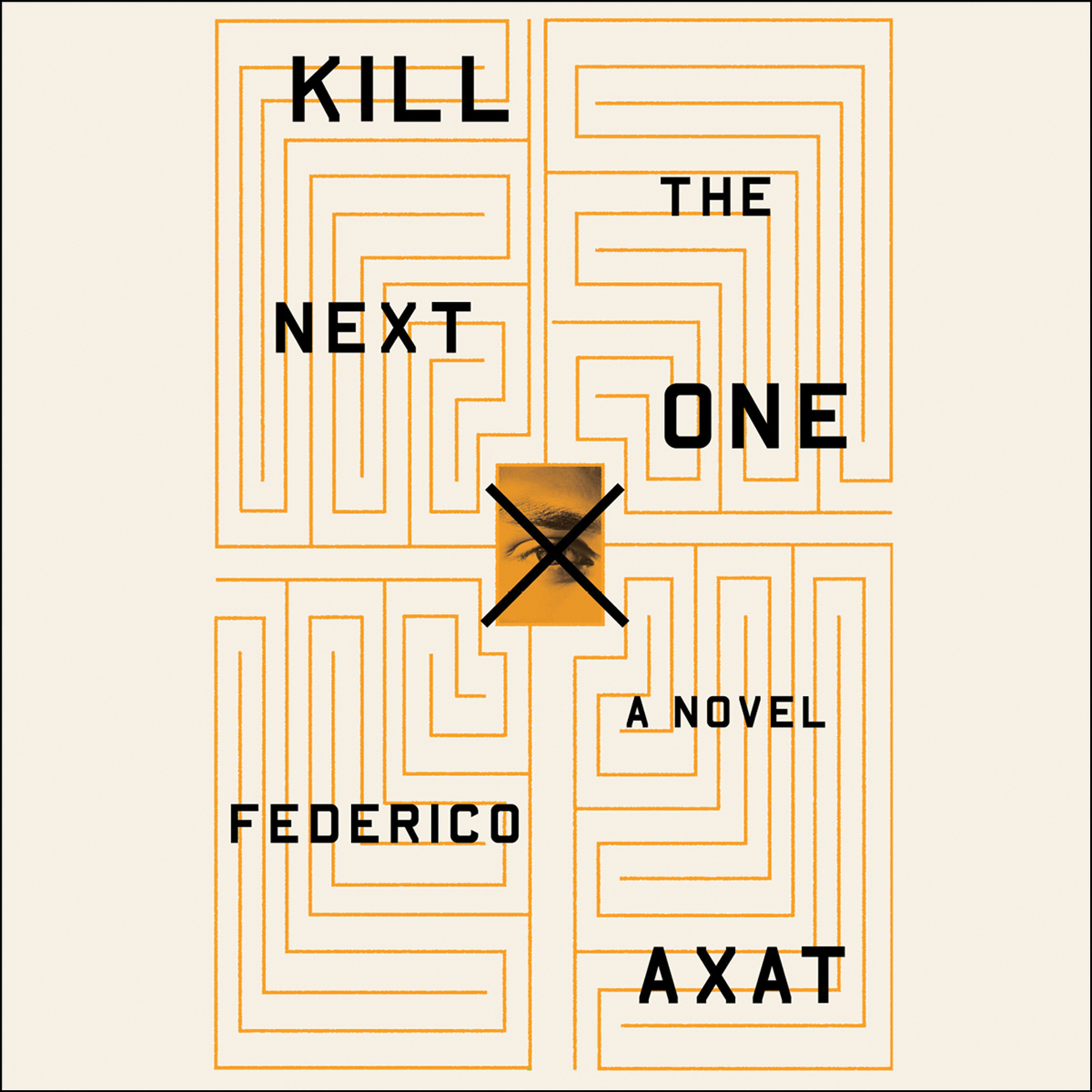 Printable Kill the Next One Audiobook Cover Art