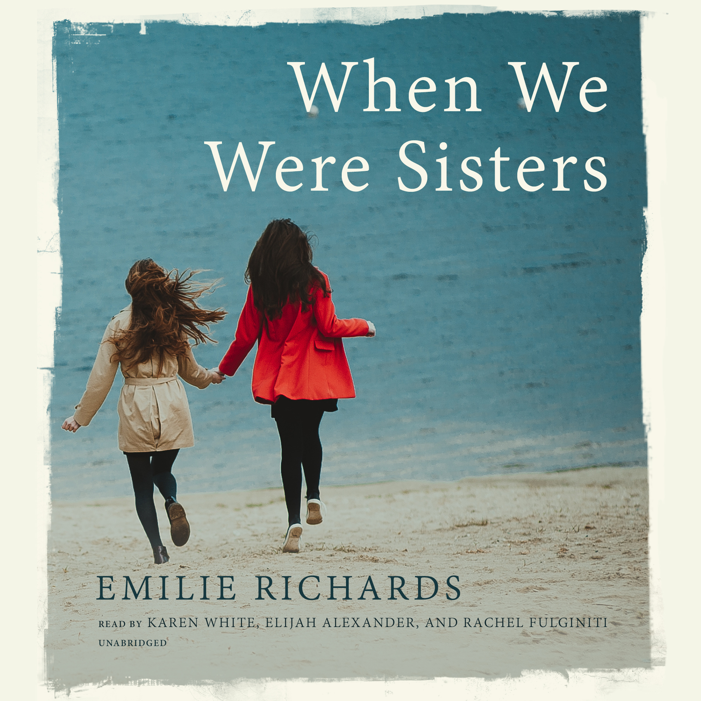 Printable When We Were Sisters Audiobook Cover Art