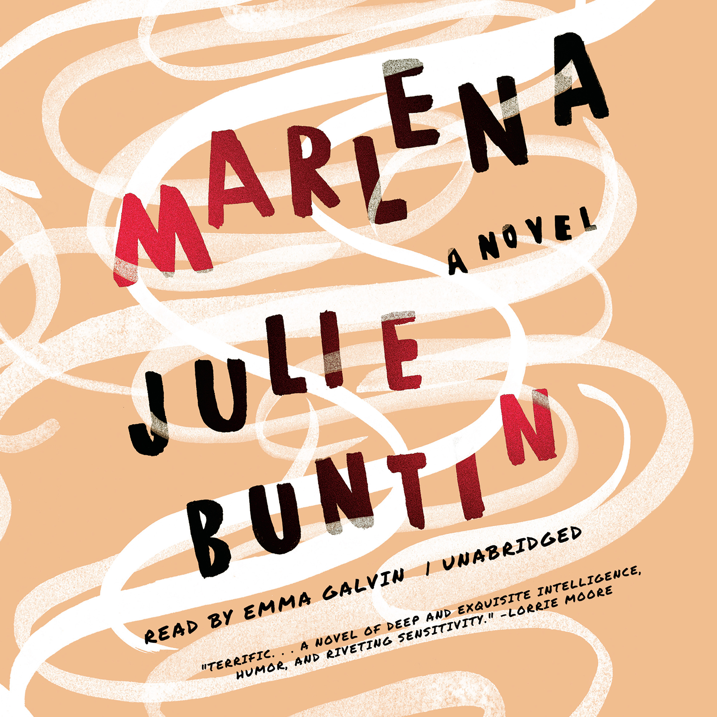 Printable Marlena: A Novel Audiobook Cover Art
