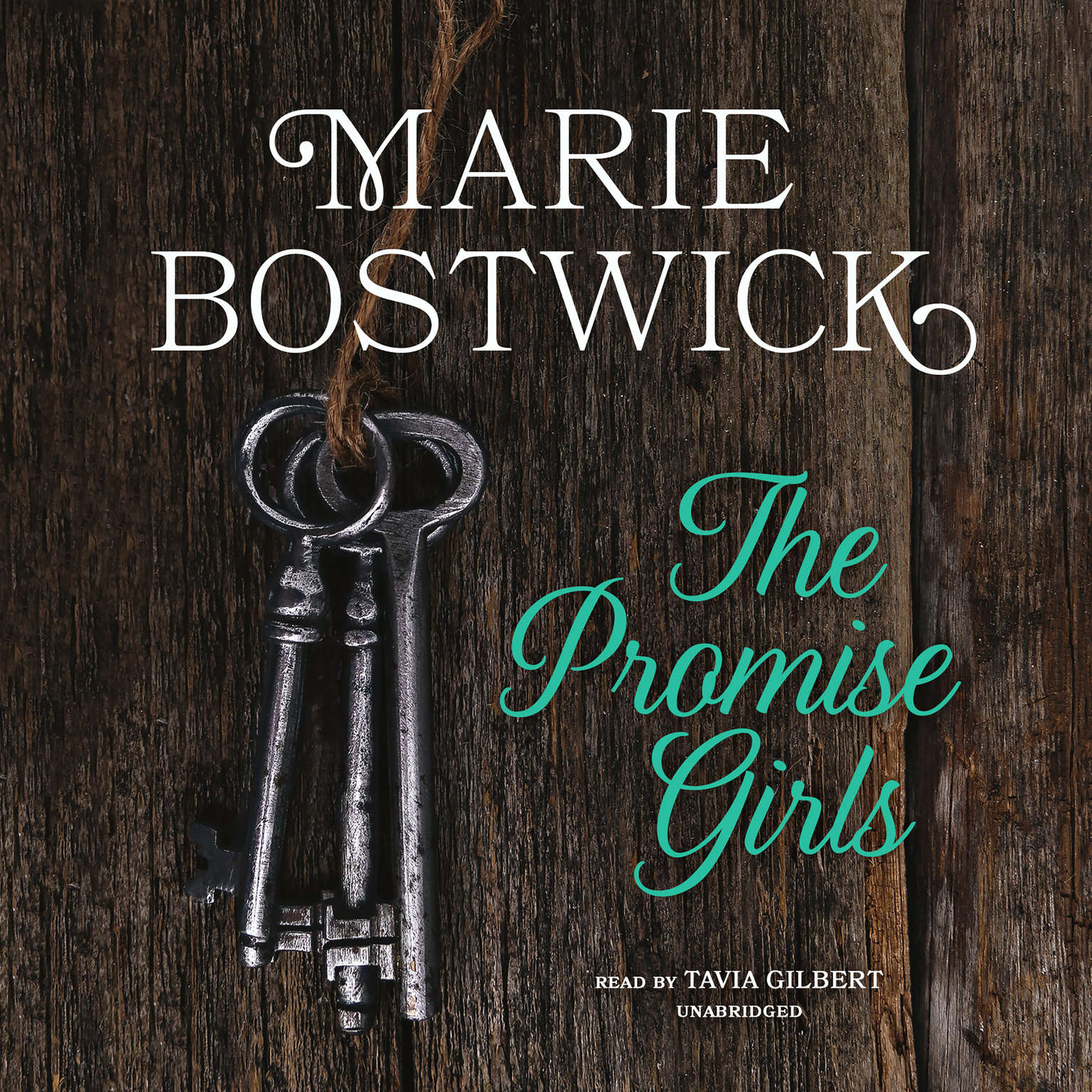 Printable The Promise Girls Audiobook Cover Art
