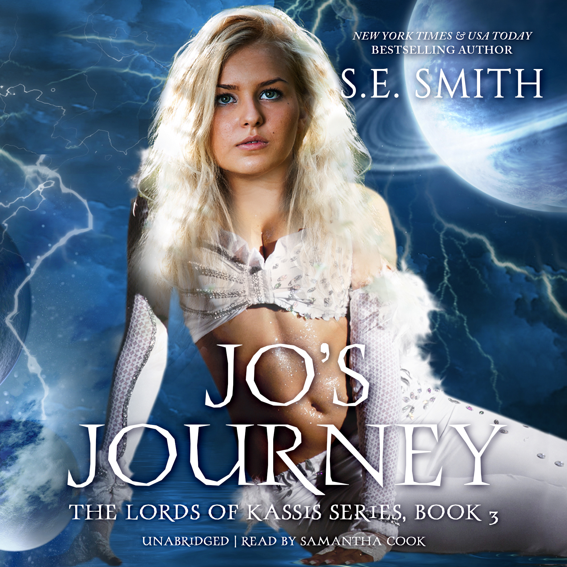 Printable Jo's Journey Audiobook Cover Art