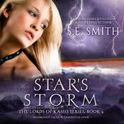 Star's Storm Audiobook, by S. E. Smith