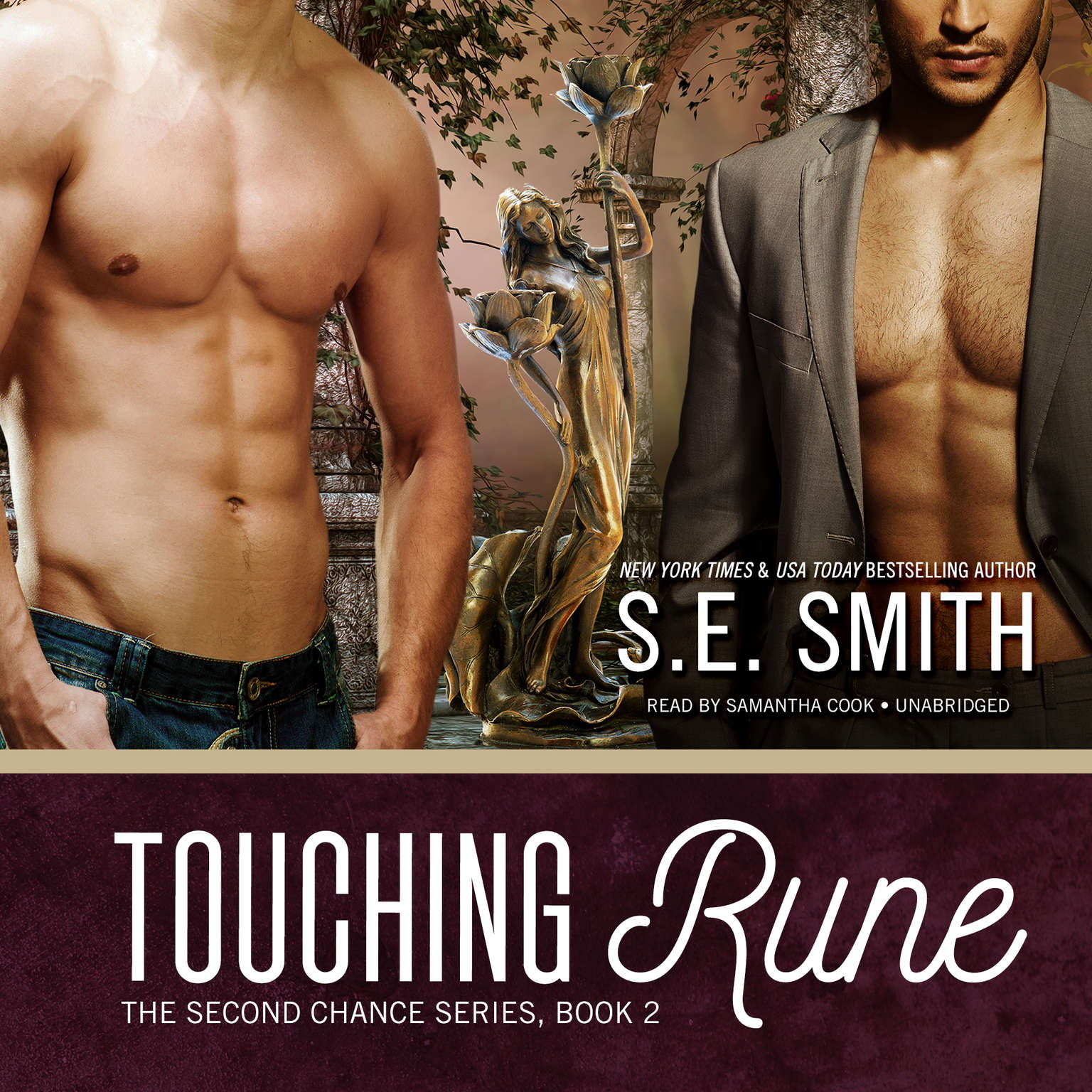 Printable Touching Rune: Second Chance Audiobook Cover Art