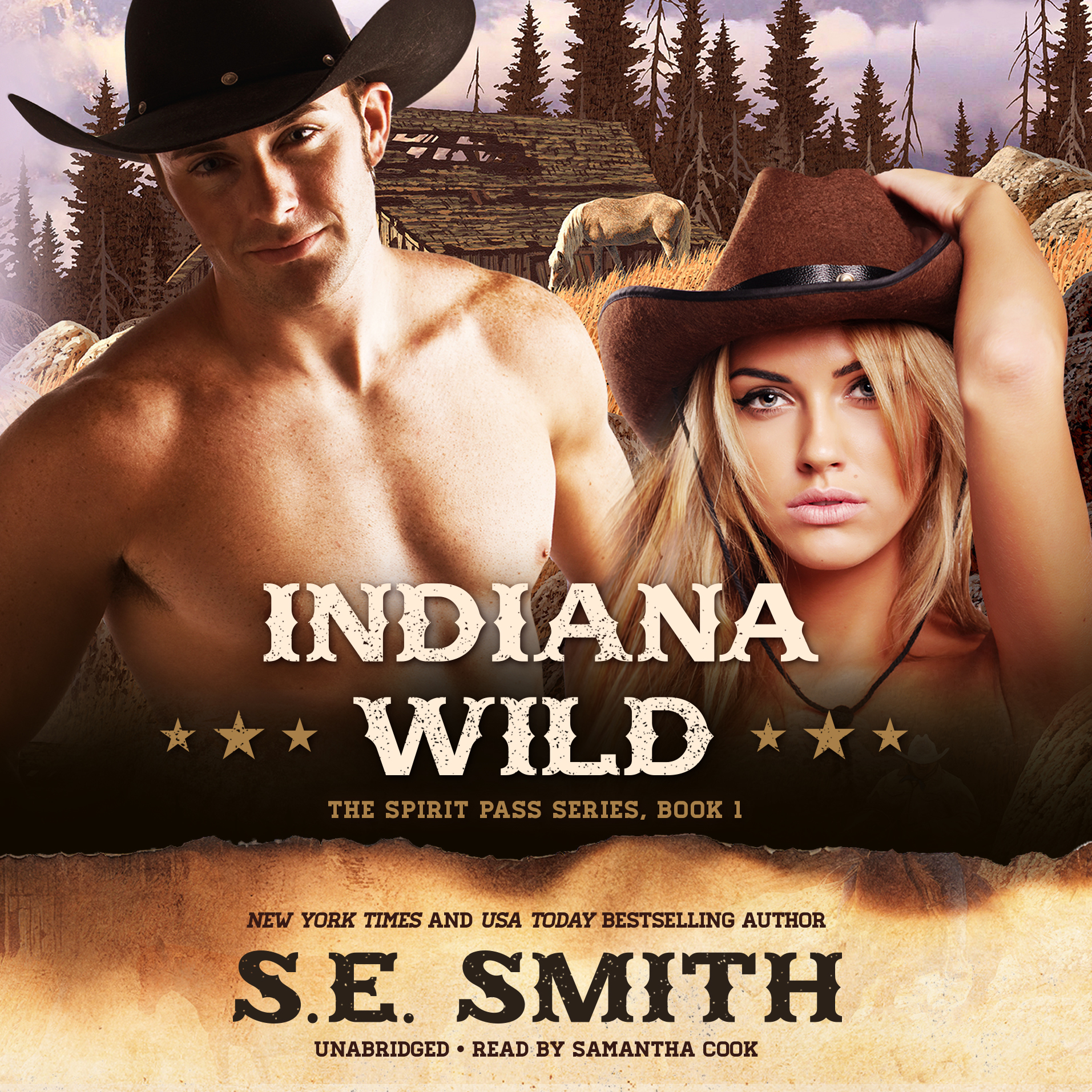 Printable Indiana Wild Audiobook Cover Art