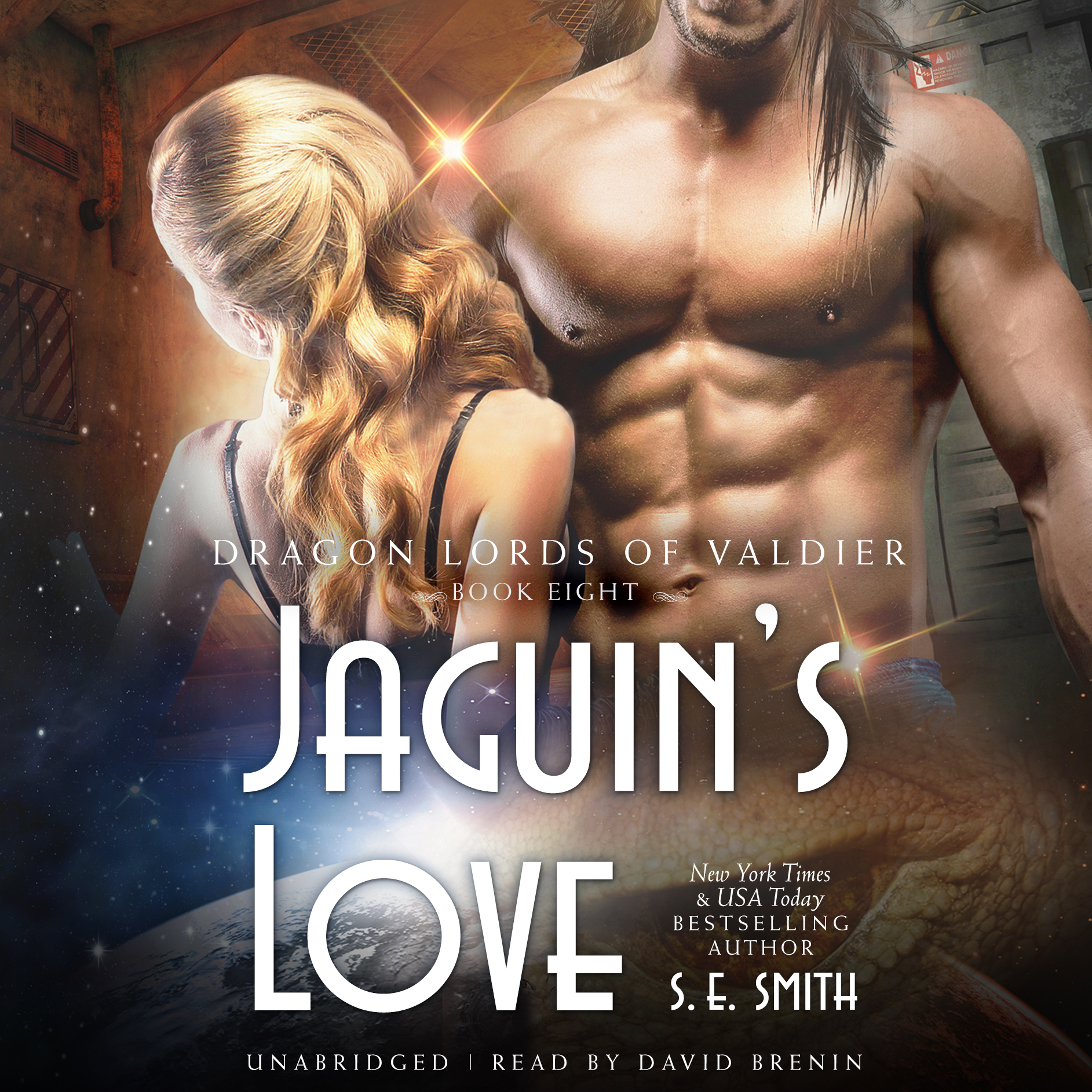 Printable Jaguin's Love Audiobook Cover Art