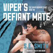 Viper's Defiant Mate: Sarafin Warriors, Book 2 Audiobook, by S. E. Smith