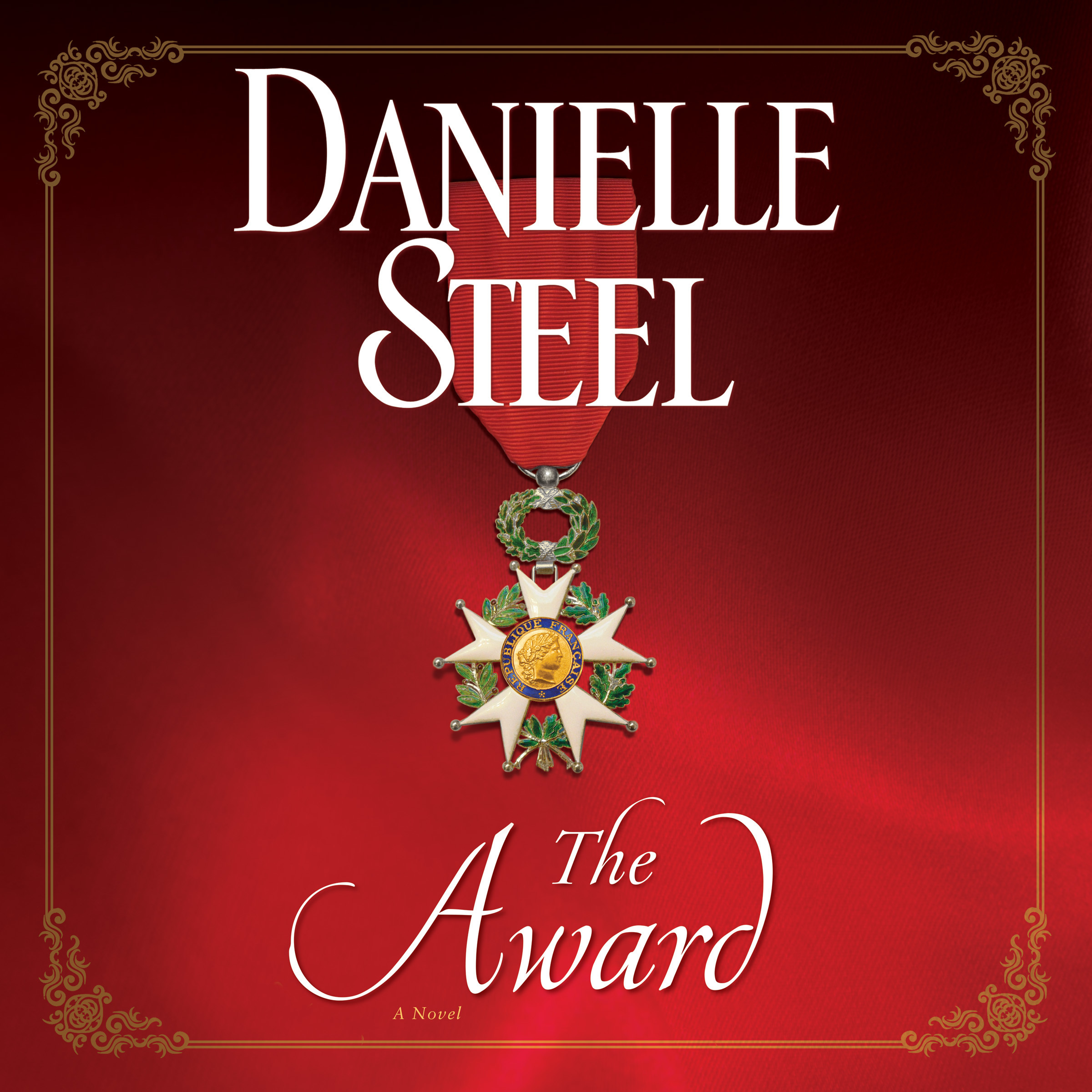 Printable The Award Audiobook Cover Art