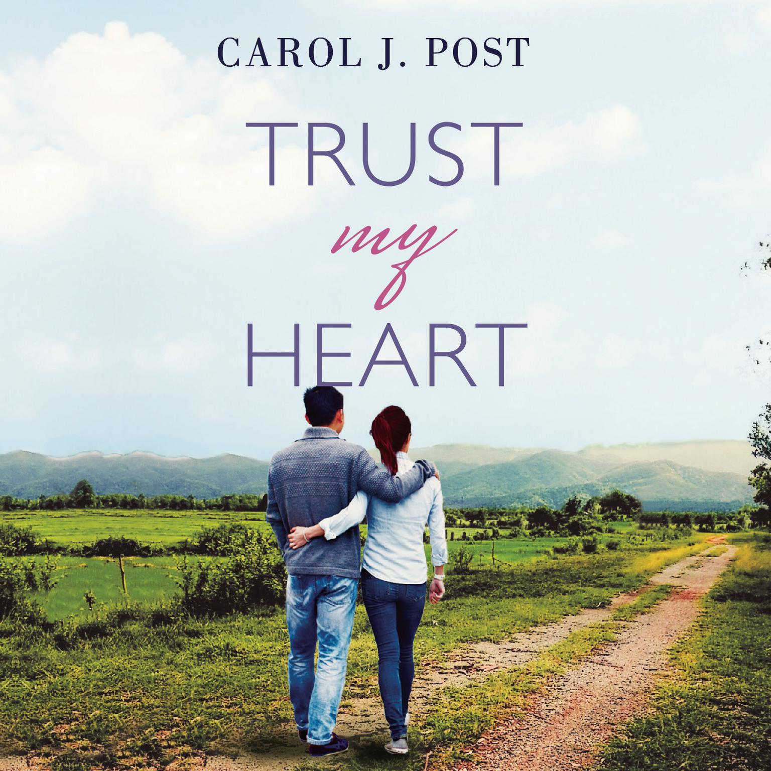 Printable Trust My Heart Audiobook Cover Art