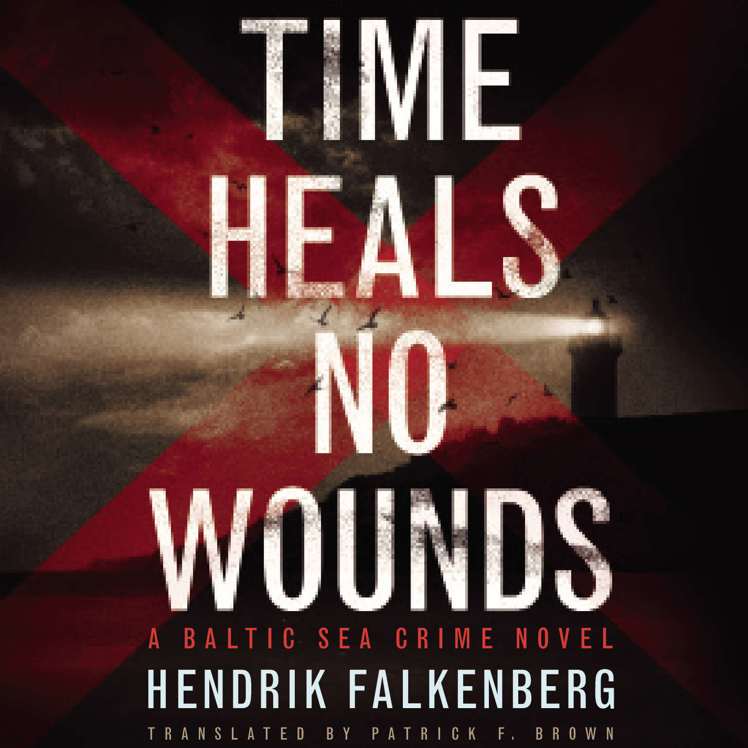 Printable Time Heals No Wounds Audiobook Cover Art