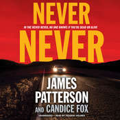 Never Never Audiobook, by James Patterson