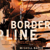 Borderline Audiobook, by Mishell Baker