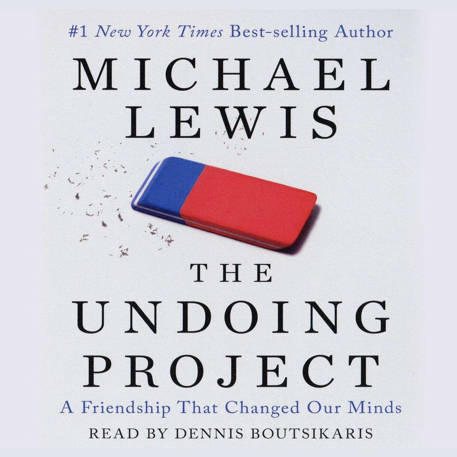 Printable The Undoing Project: A Friendship that Changed Our Minds Audiobook Cover Art