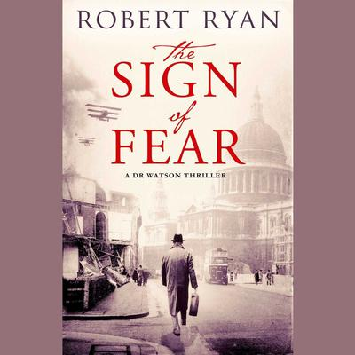 The Sign of Fear Audiobook, by Robert Ryan