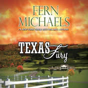 Texas Fury Audiobook, by Fern Michaels