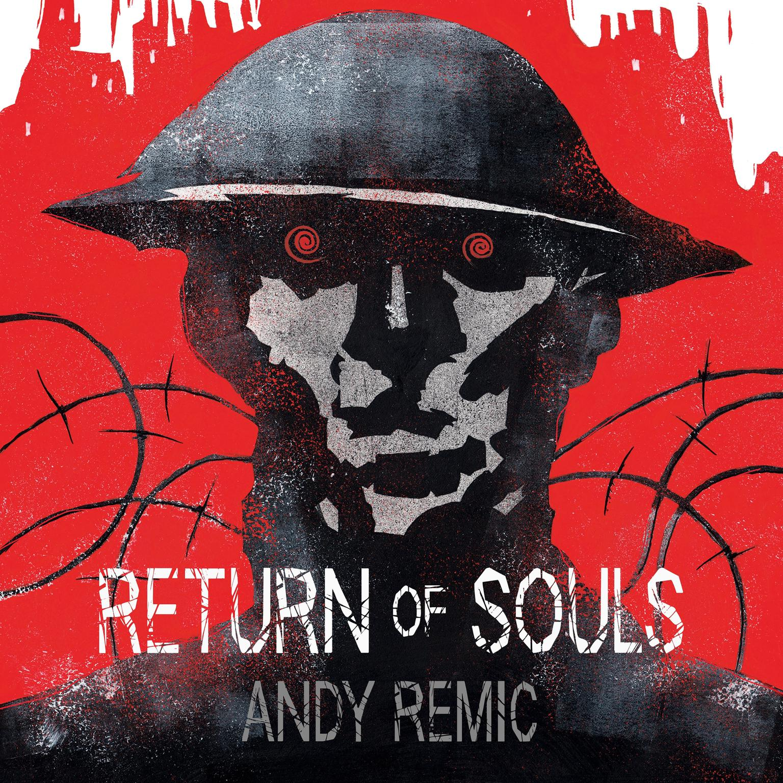 Printable Return of Souls Audiobook Cover Art