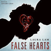 False Hearts: A Novel, by Laura Lam