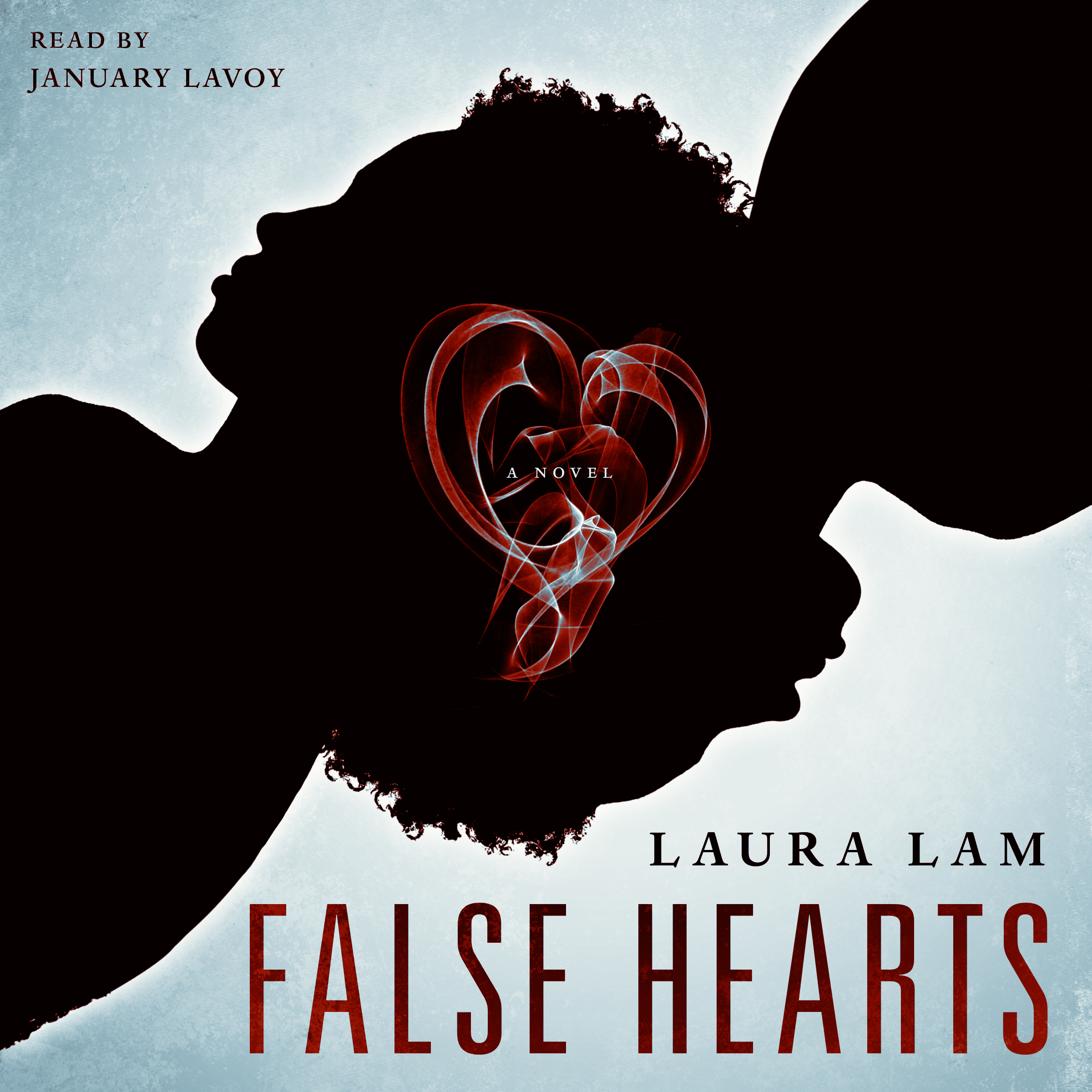 Printable False Hearts: A Novel Audiobook Cover Art