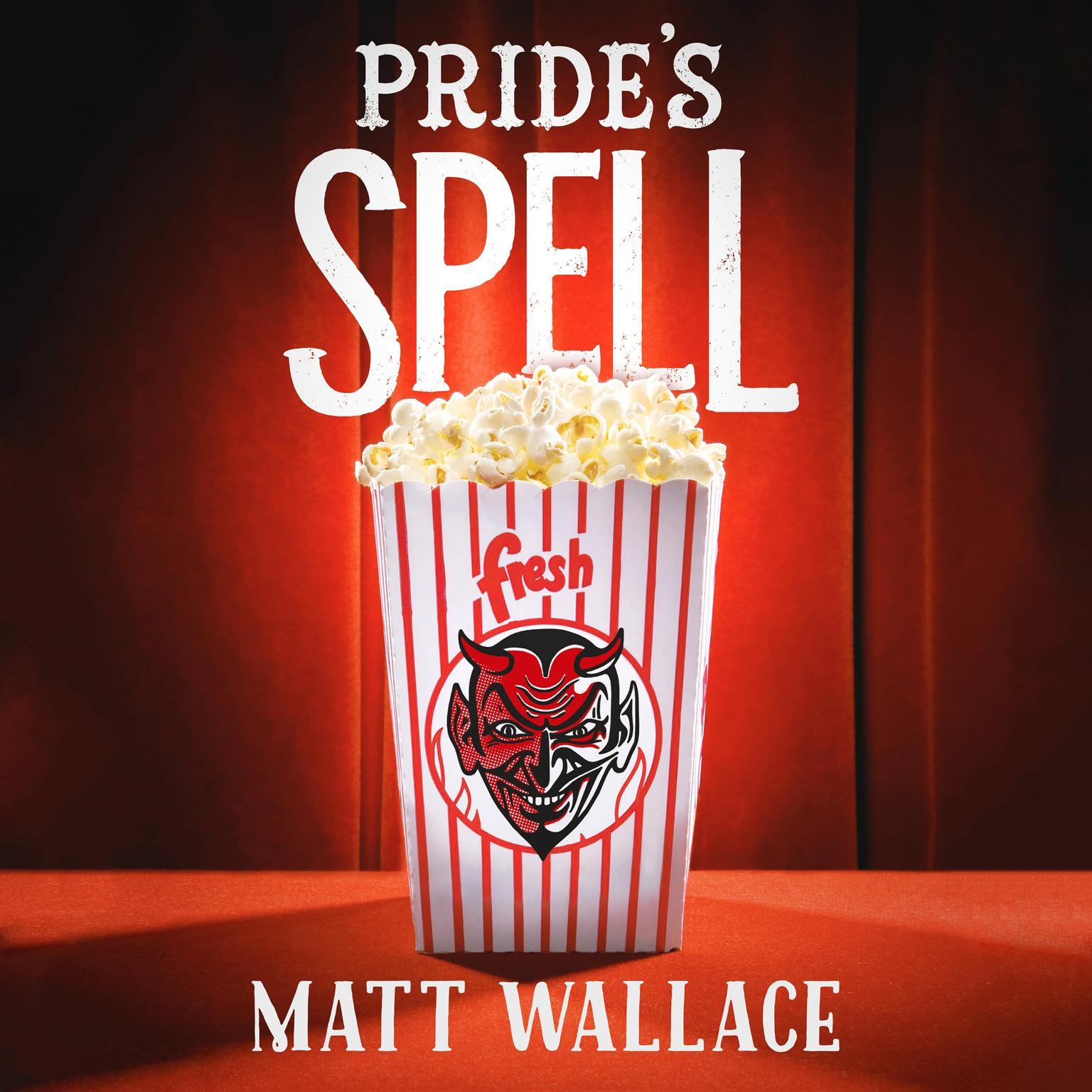 Printable Pride's Spell: A Sin du Jour Affair Audiobook Cover Art