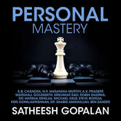 Personal Mastery Audiobook, by Satheesh Gopalan