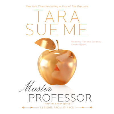 Master Professor: Lessons from the Rack Audiobook, by Tara Sue Me