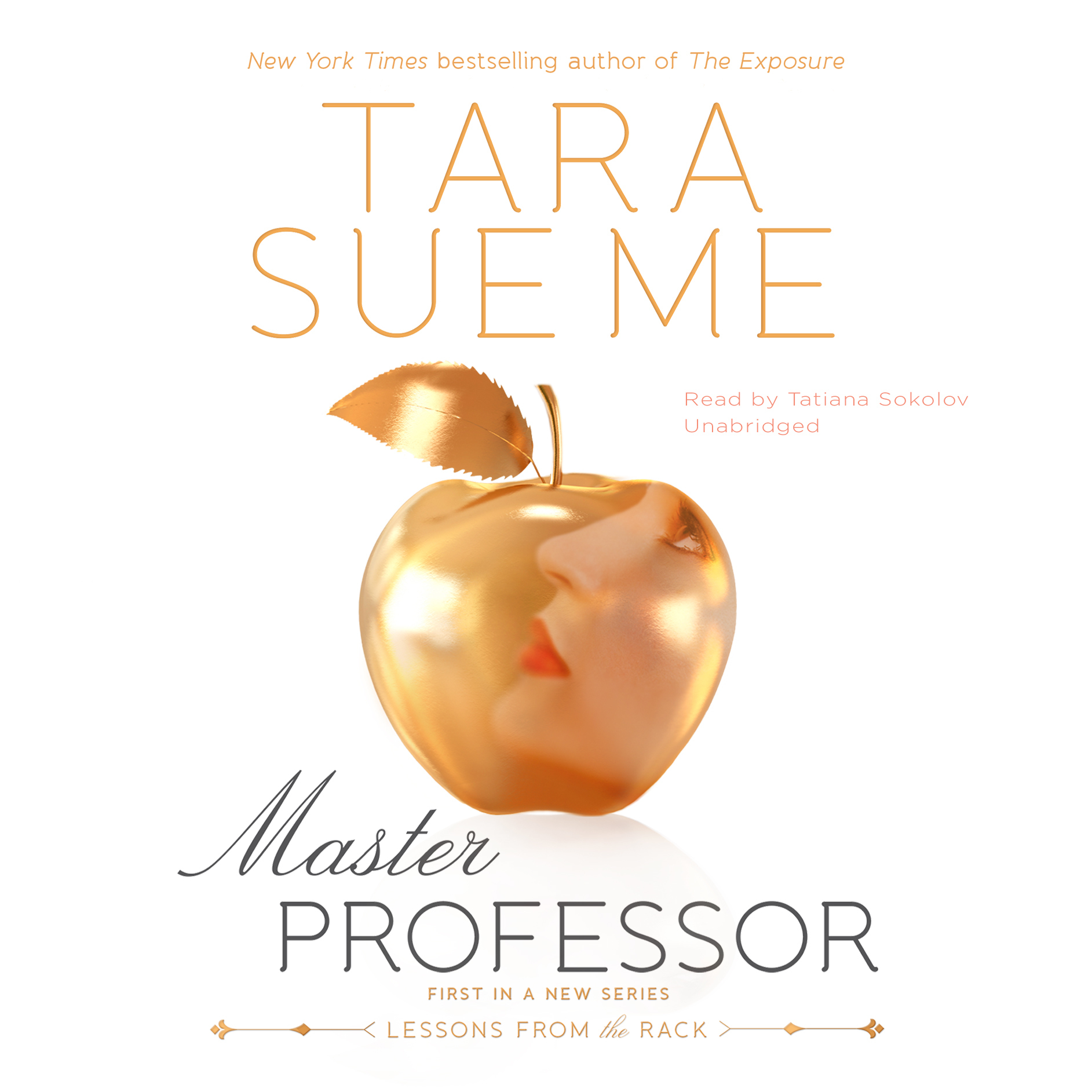 Printable Master Professor Audiobook Cover Art
