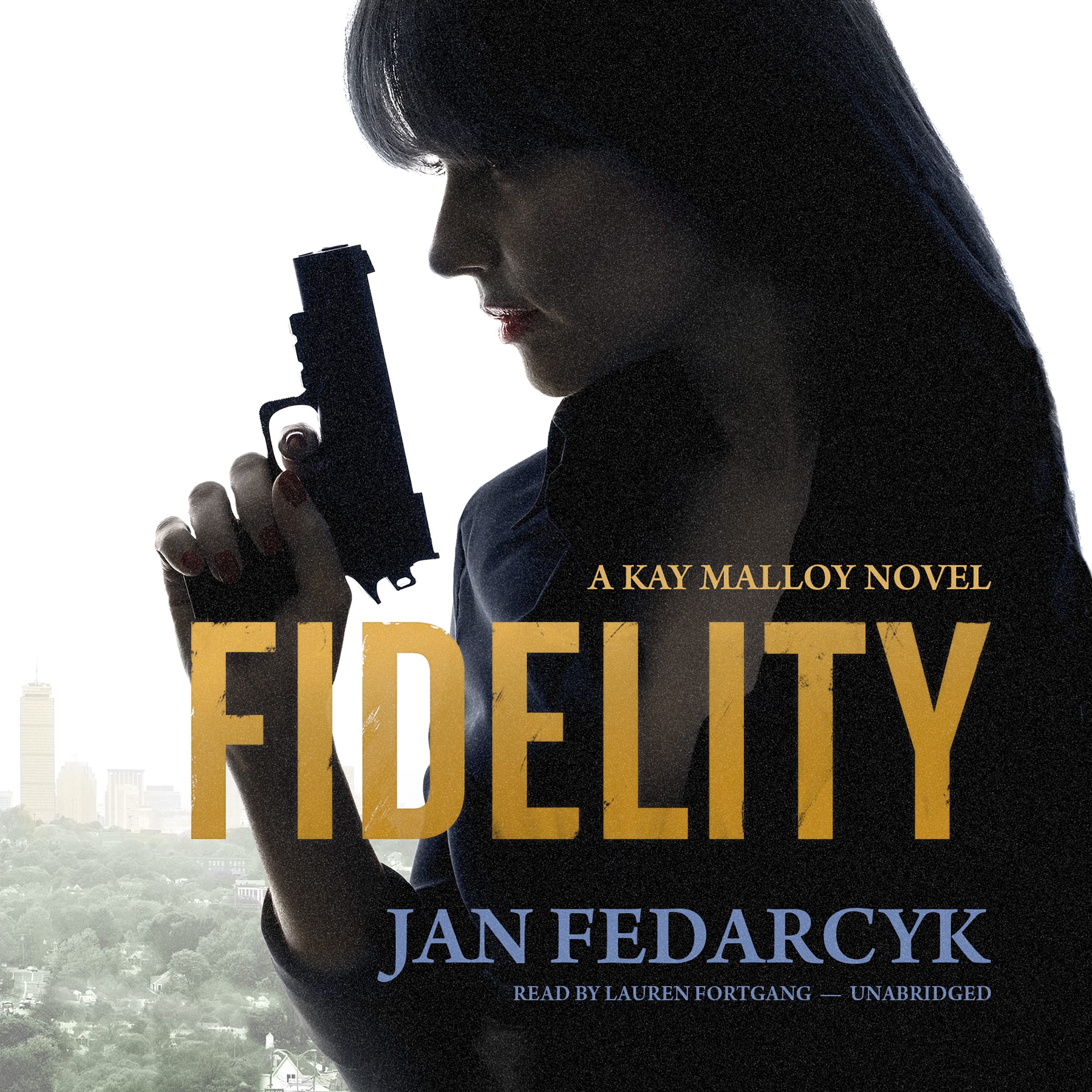 Printable Fidelity Audiobook Cover Art