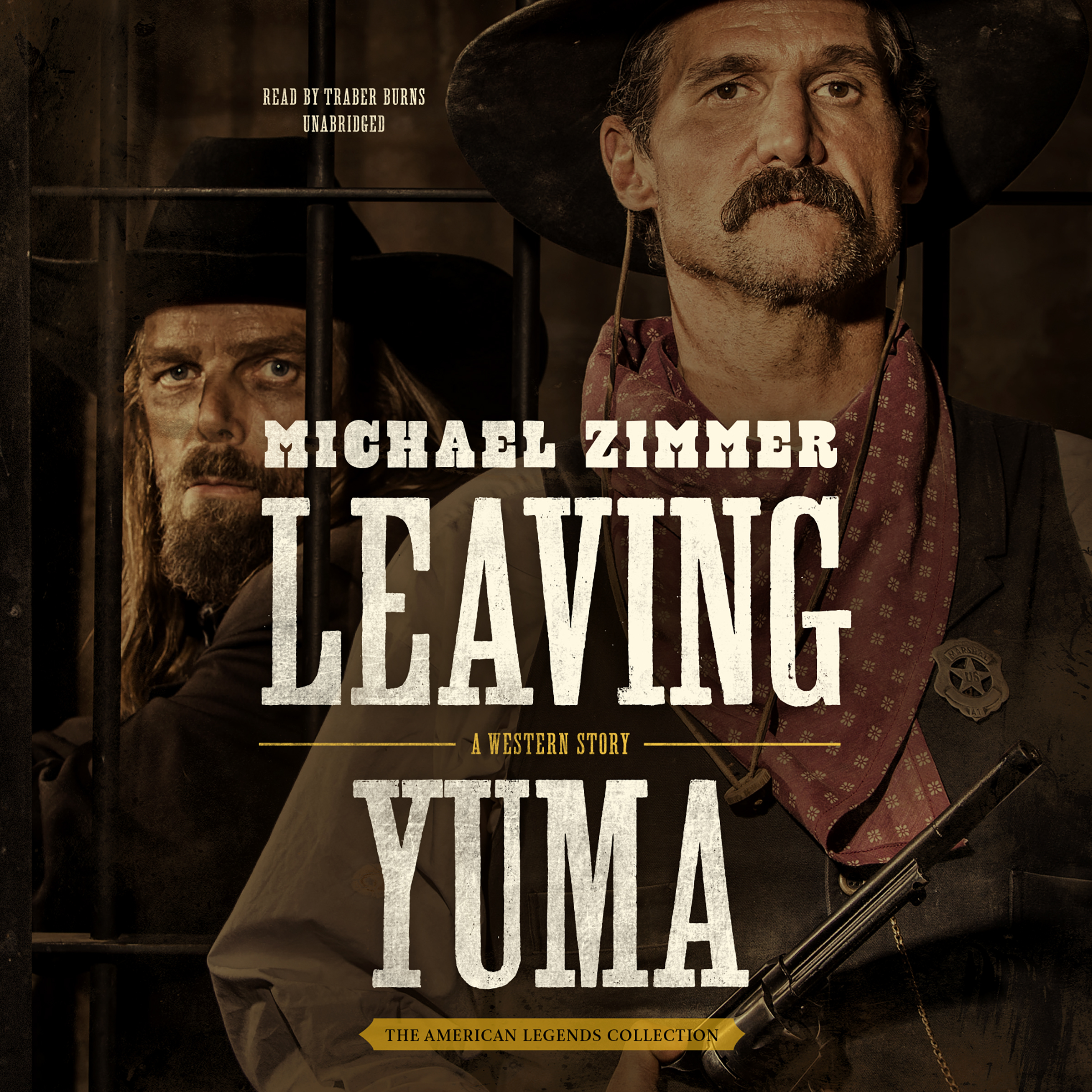 Printable Leaving Yuma : A Western Story Audiobook Cover Art