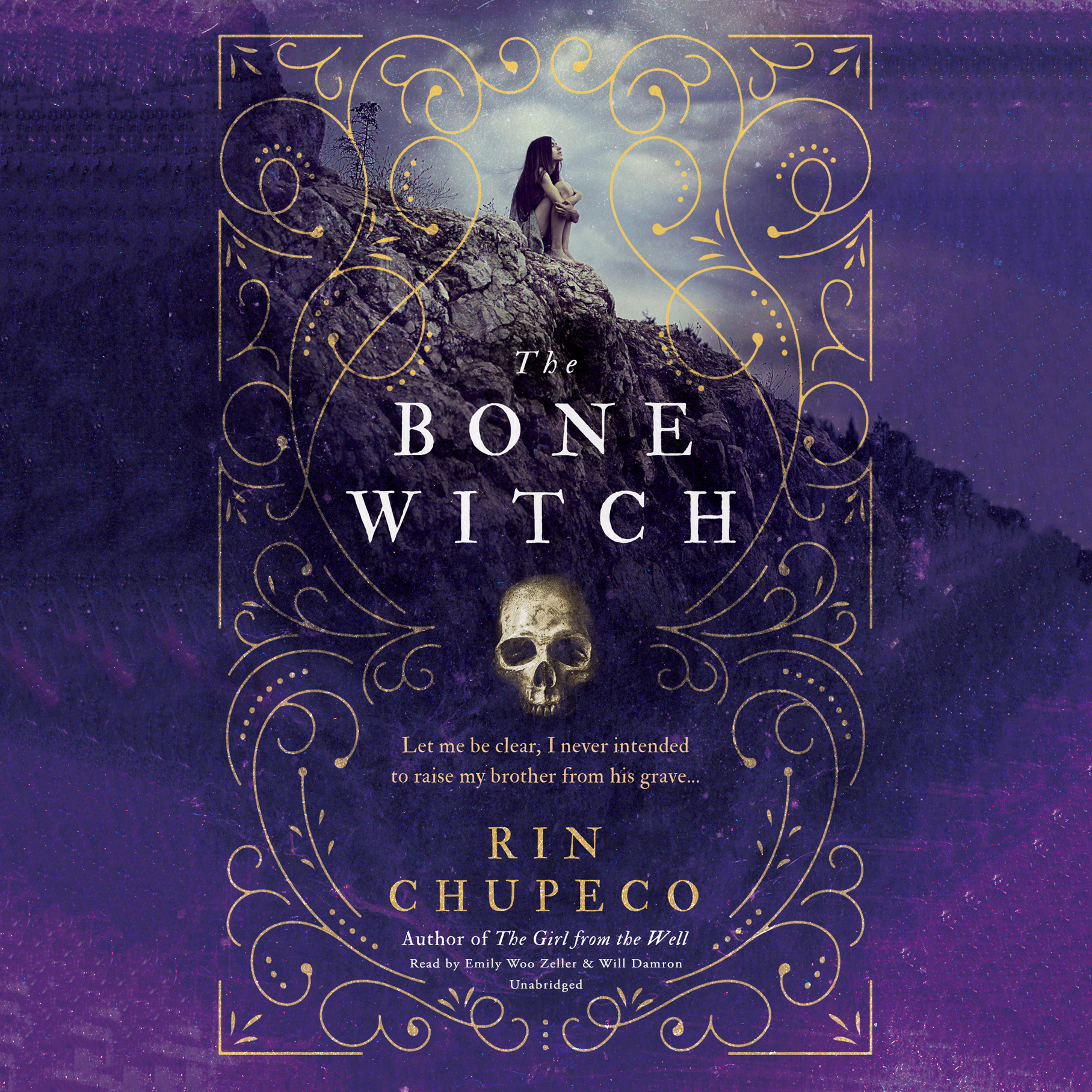 Printable The Bone Witch Audiobook Cover Art