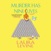 Murder Has Nine Lives, by Laura Levine