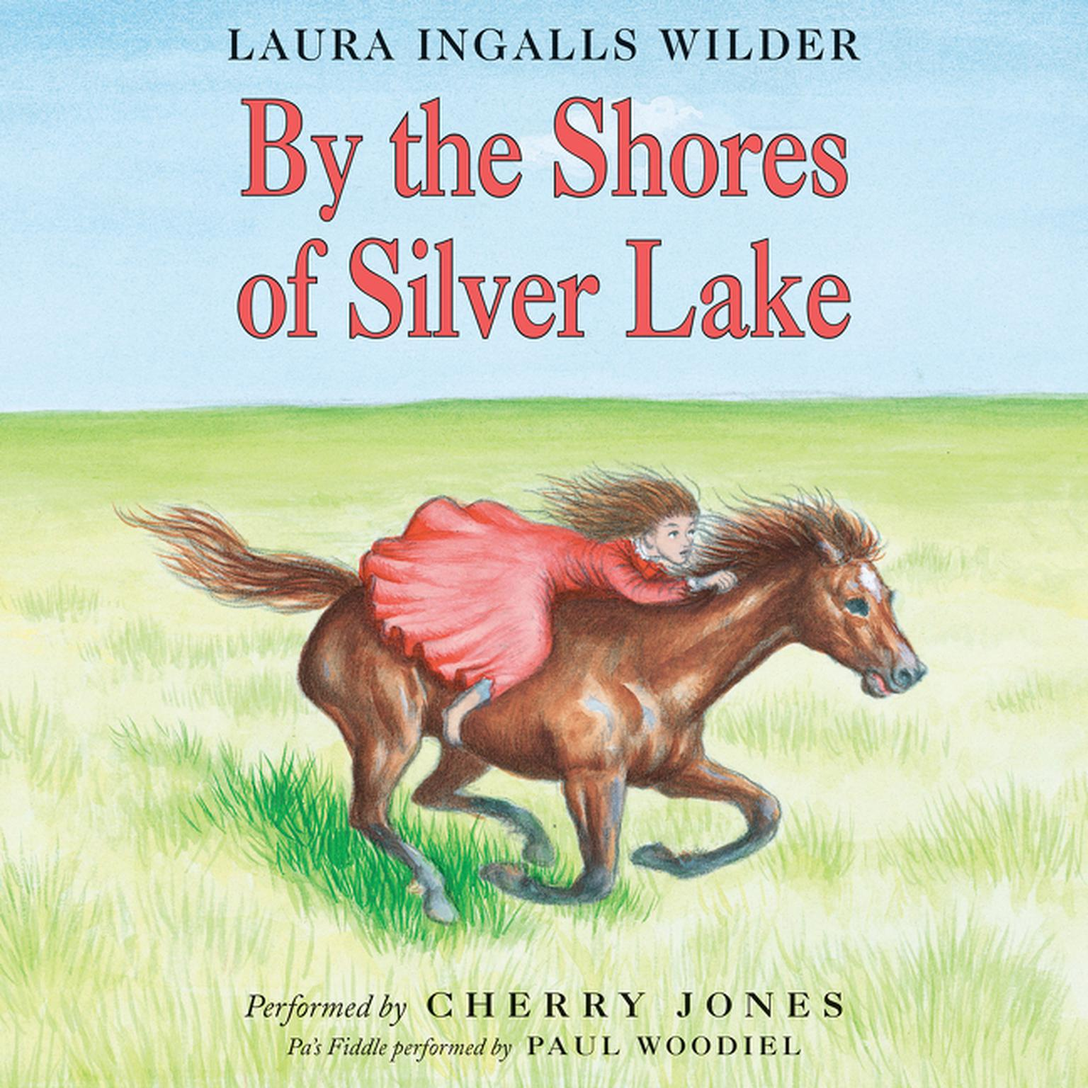 Printable By the Shores of Silver Lake Audiobook Cover Art