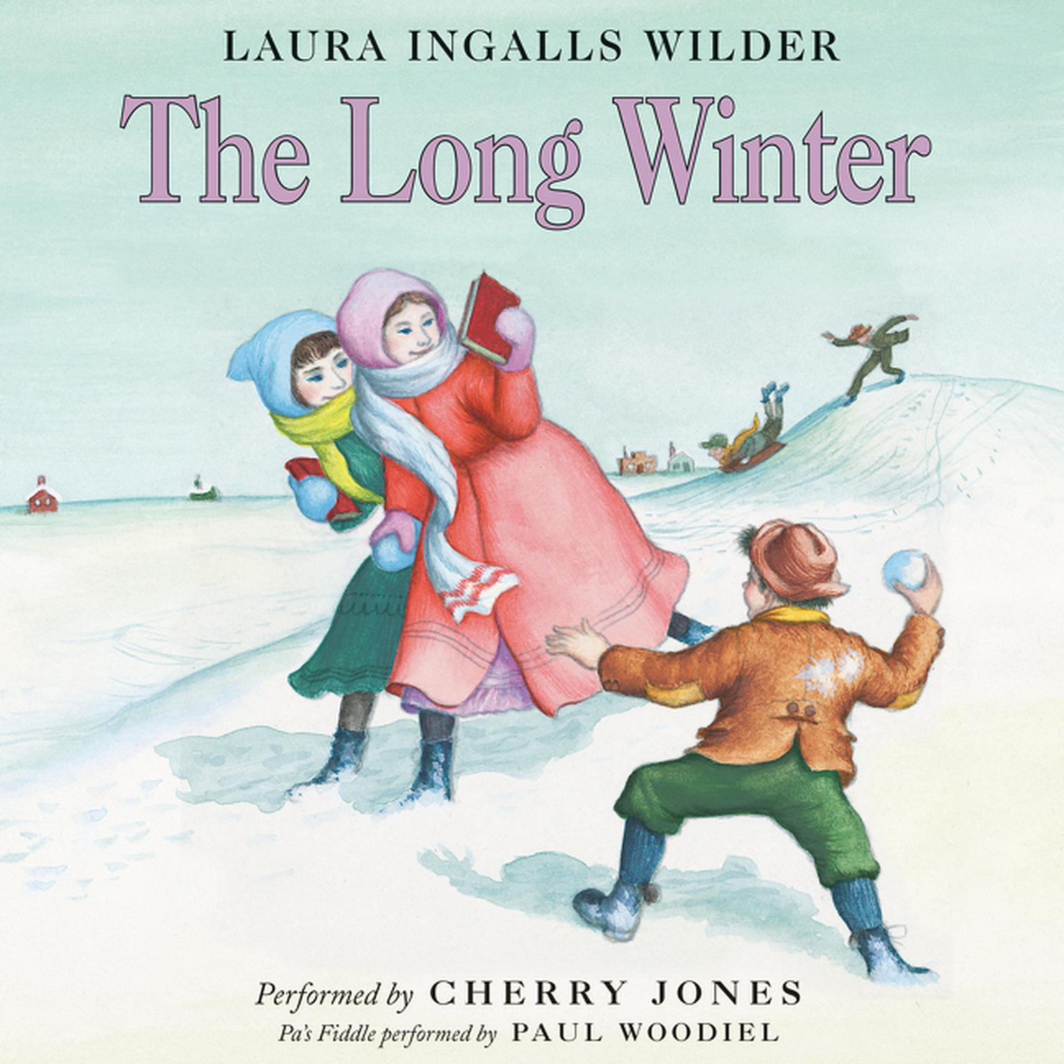 Printable The Long Winter Audiobook Cover Art