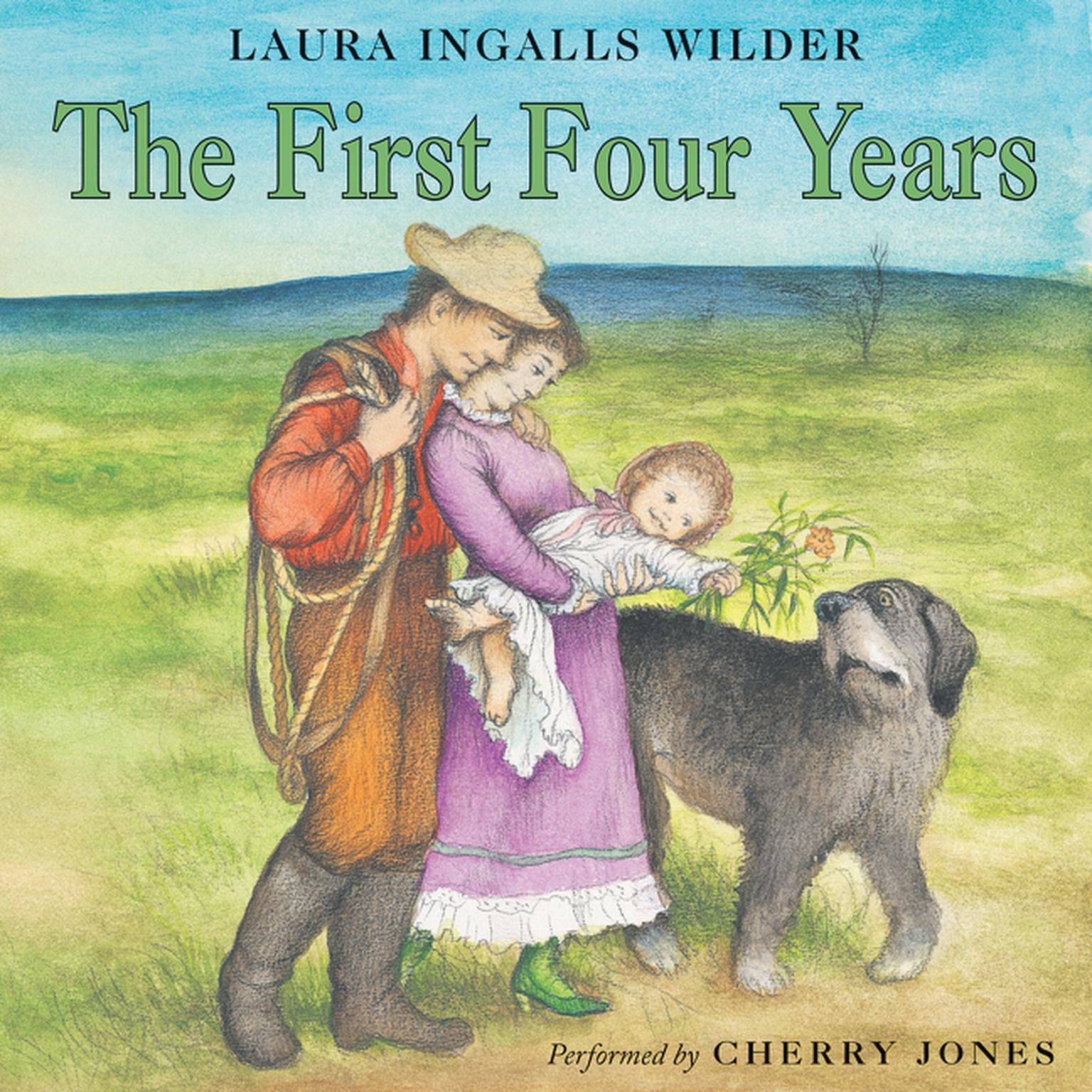 Printable The First Four Years Audiobook Cover Art